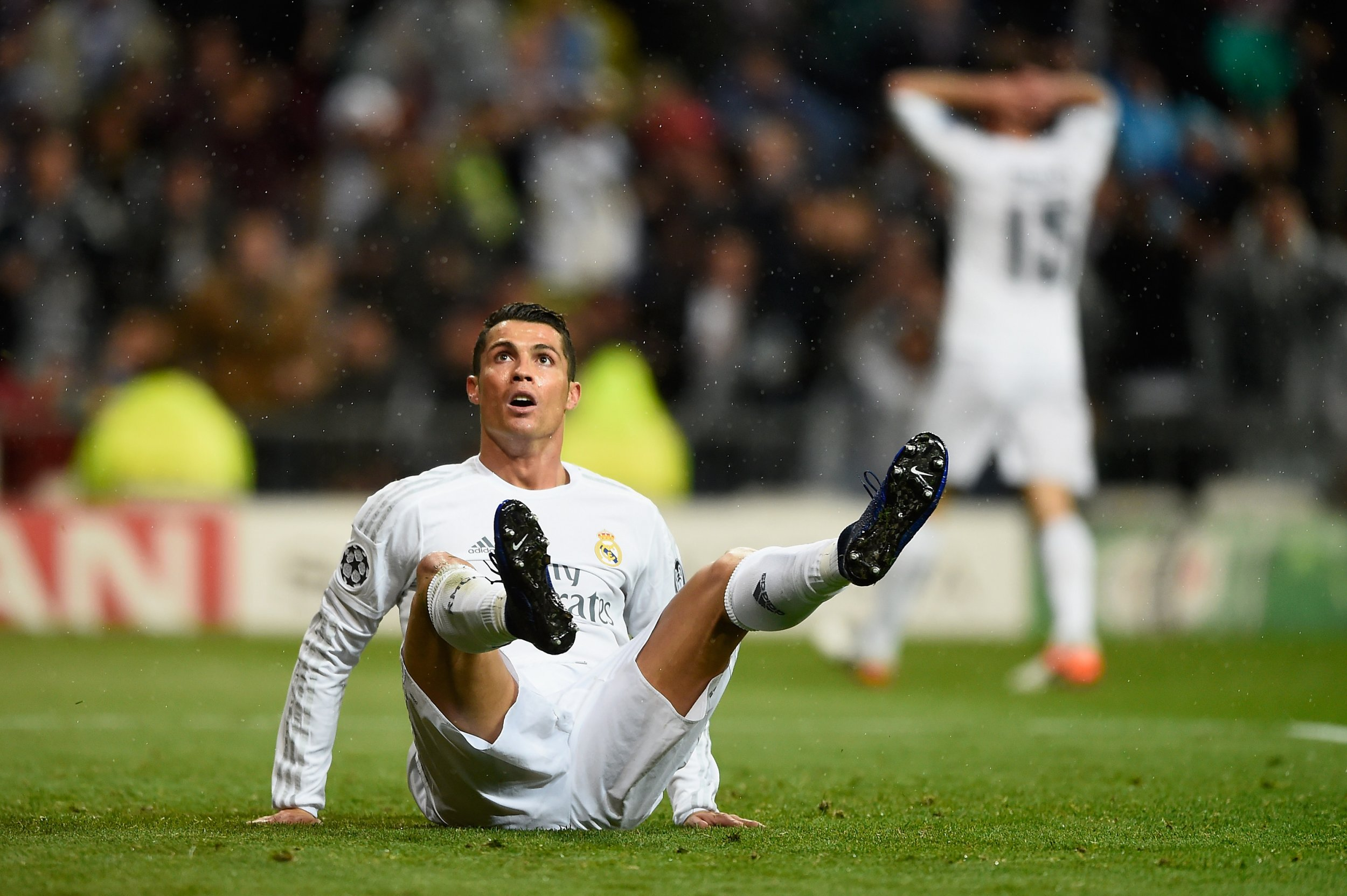 Real Madrid's Cristiano Ronaldo will be a key factor against Manchester City.