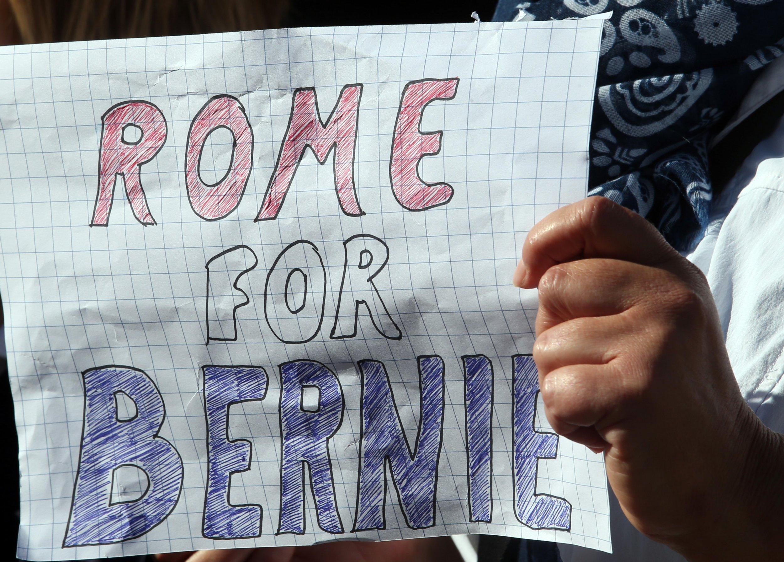 Bernie Rome