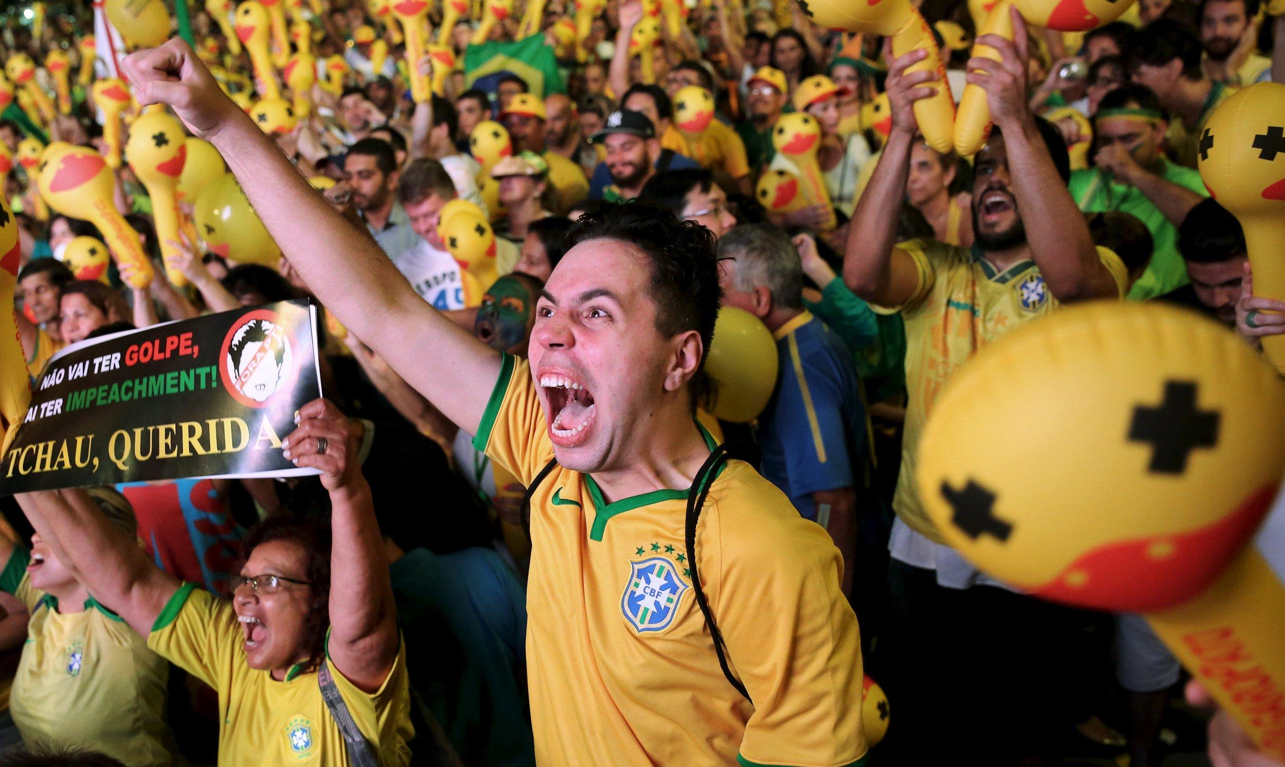 Rousseff impeachment