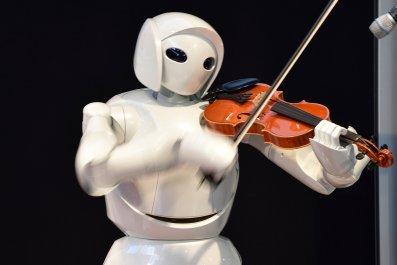 artificial intelligence steve wozniak AI robot