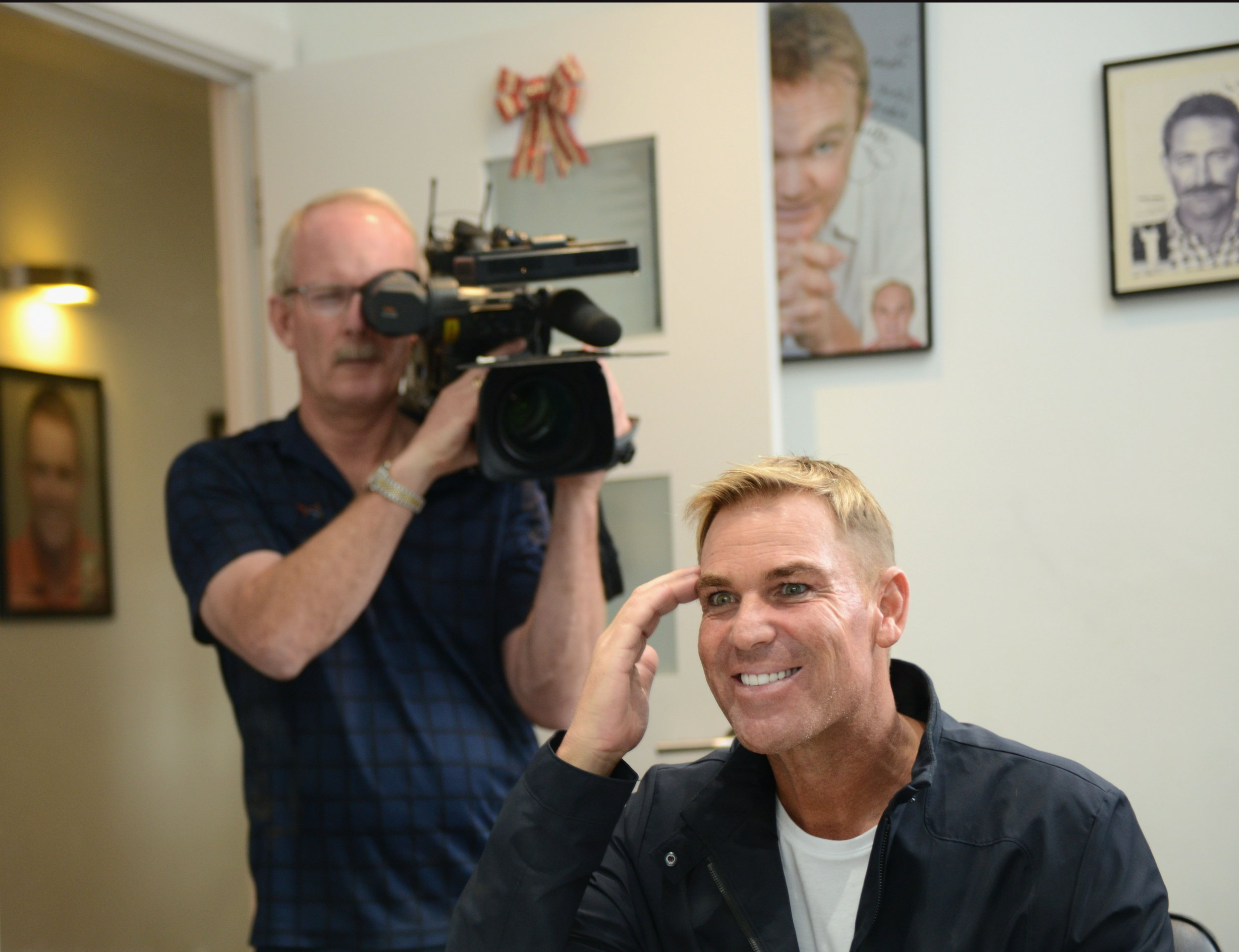 Shane Warne has gone from spin wizard to conservative commentator.