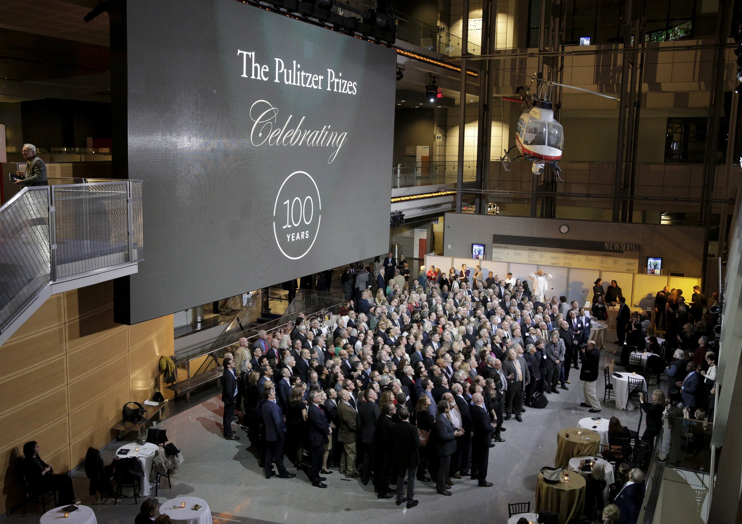 4-18-16 Pulitzer Prizes