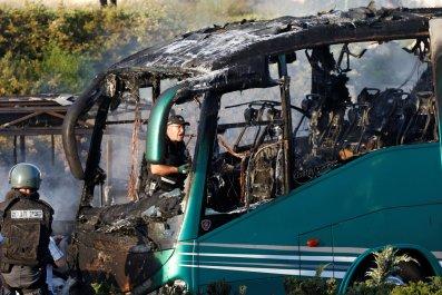 Jerusalem Bus Blast