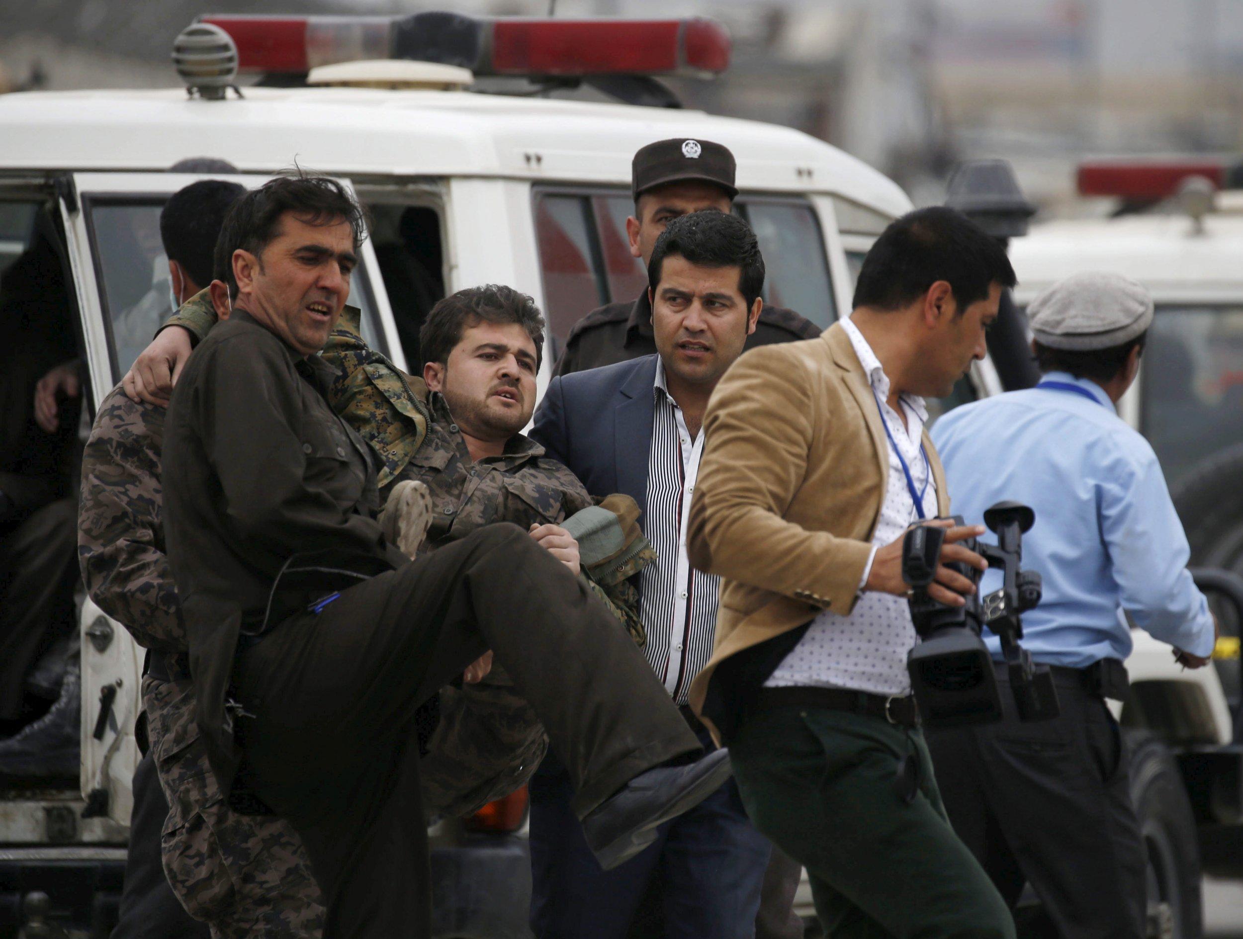 Afghanistan Kabul Middle East Asia Taliban
