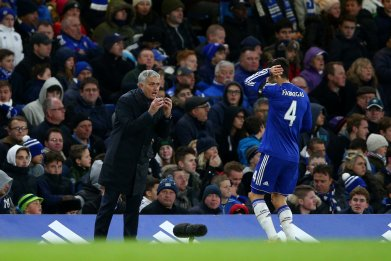 Jose Mourinho 'let down' by Chelsea players