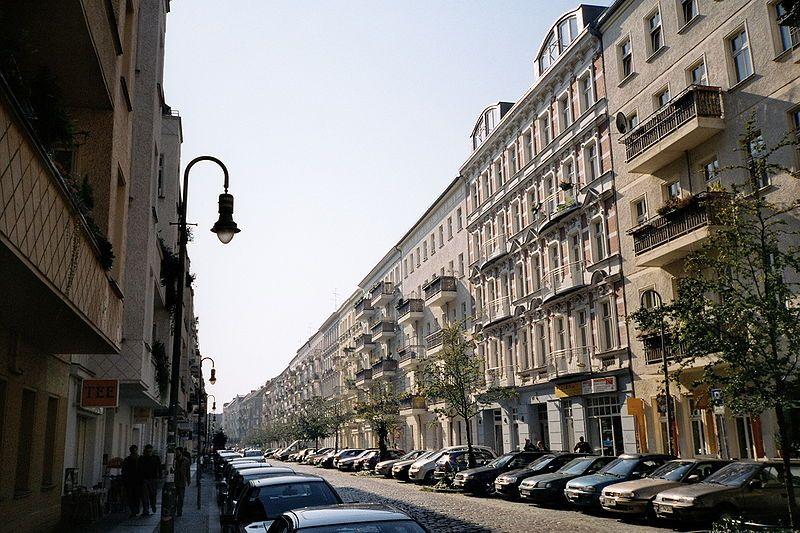 Mainzer Straße Friedrichshain Berlin