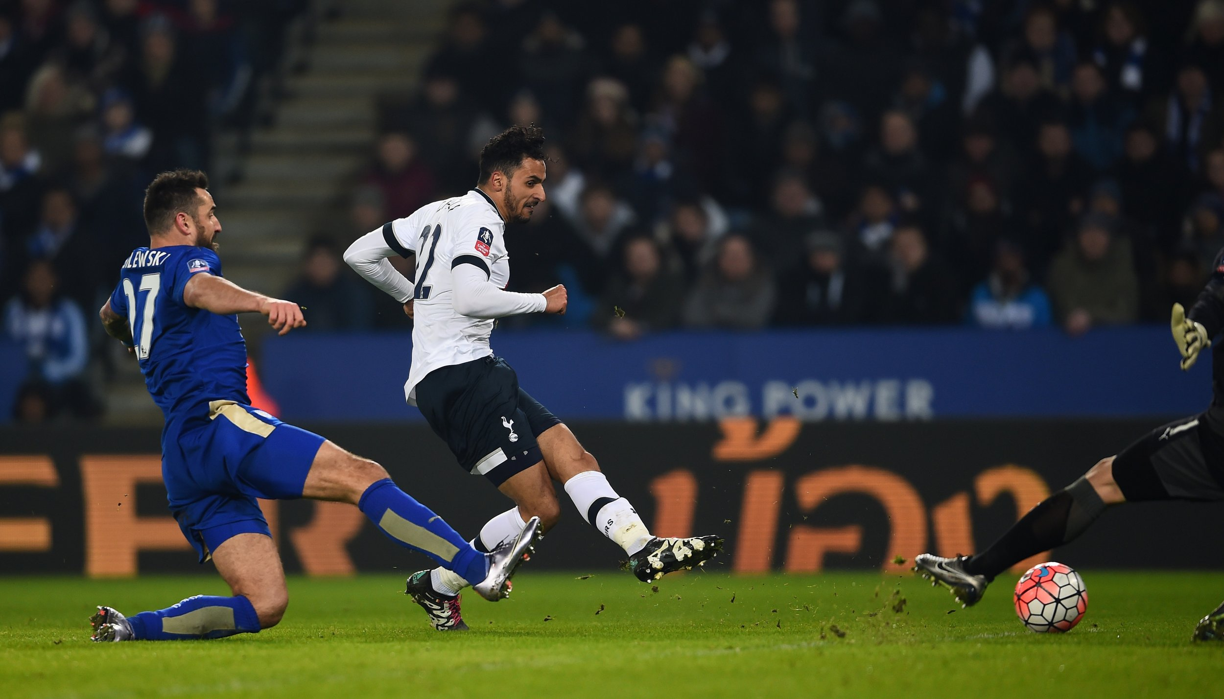 Leicester and Tottenham have gatecrashed the Premier League's established order.