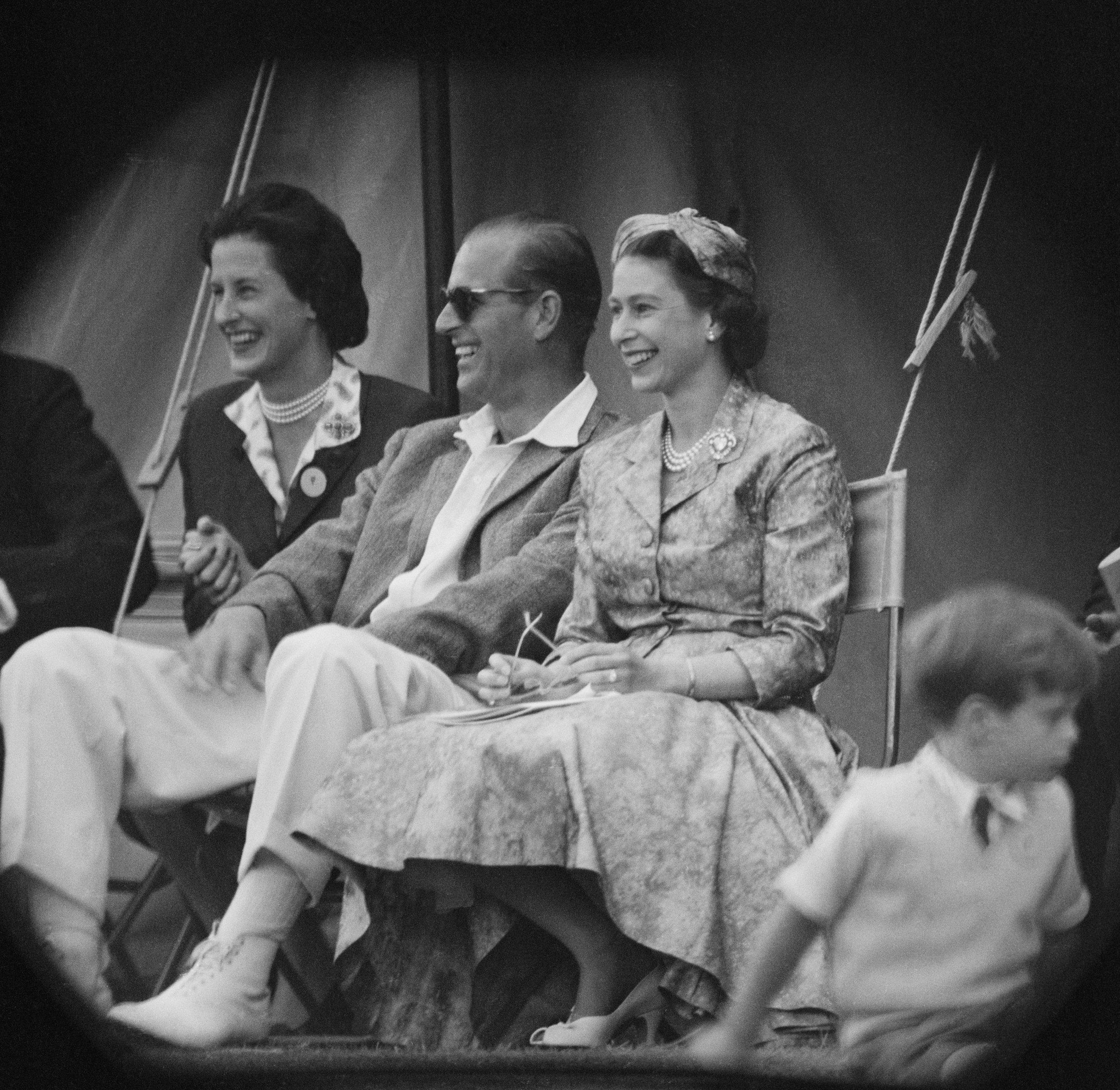 Queen Elizabeth 1958