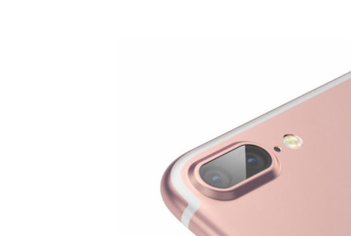 iphone 7 camera dual lens apple rumors specs leaks