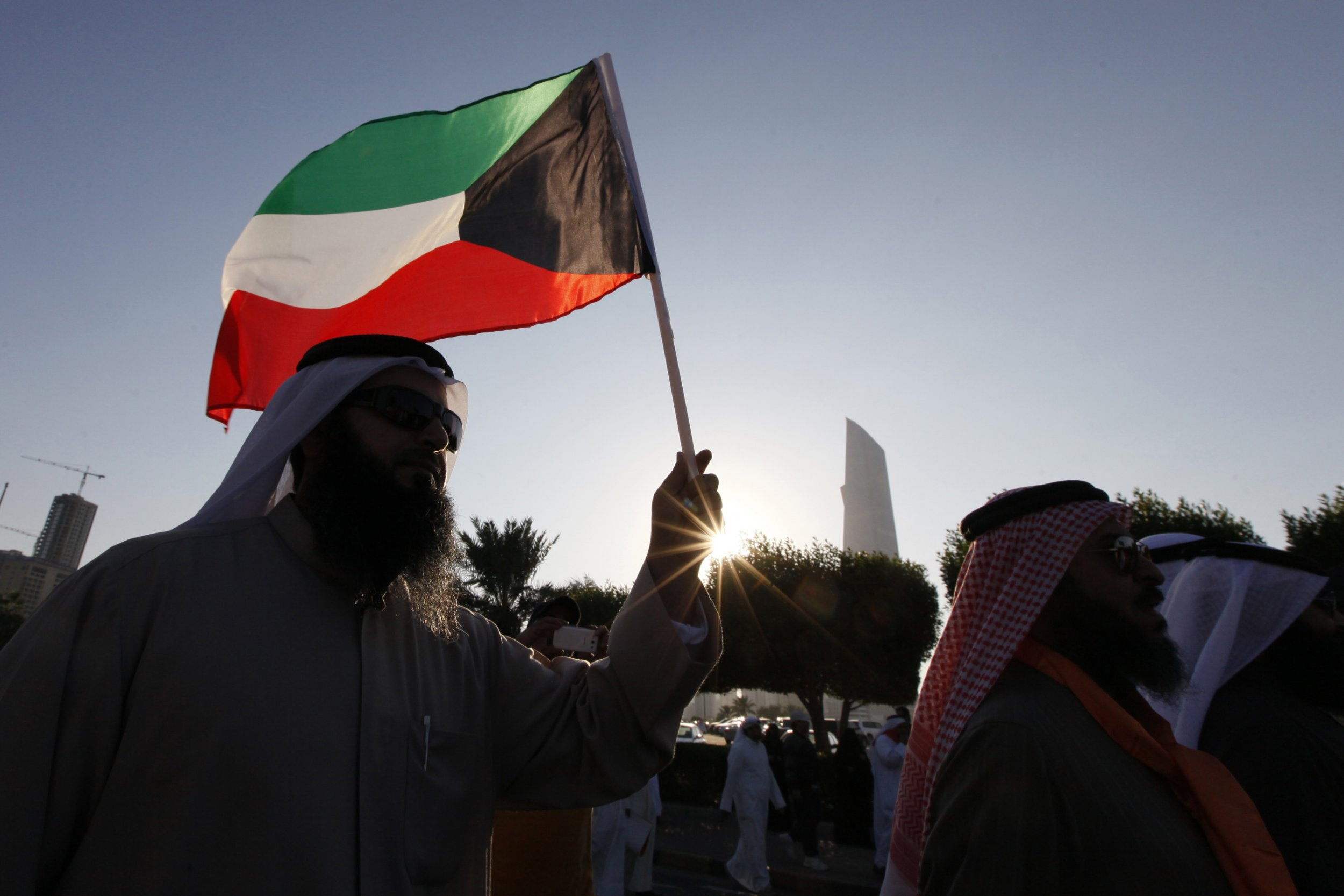 Kuwait Becomes First Country to Collect DNA Samples From All
