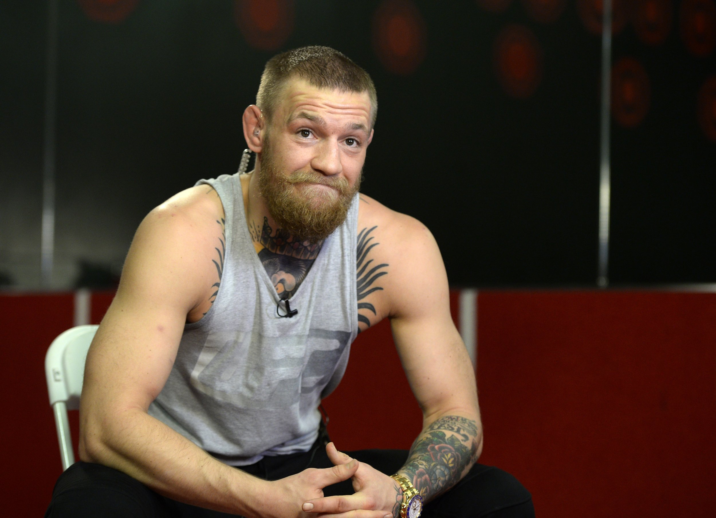 conor mcgregor - photo #5