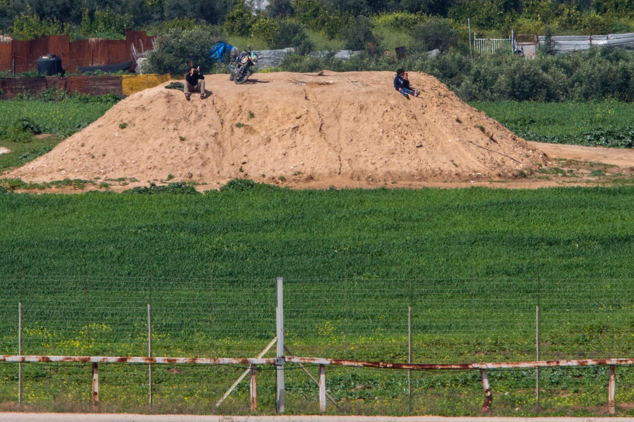 Gaza Israel IDF Middle East
