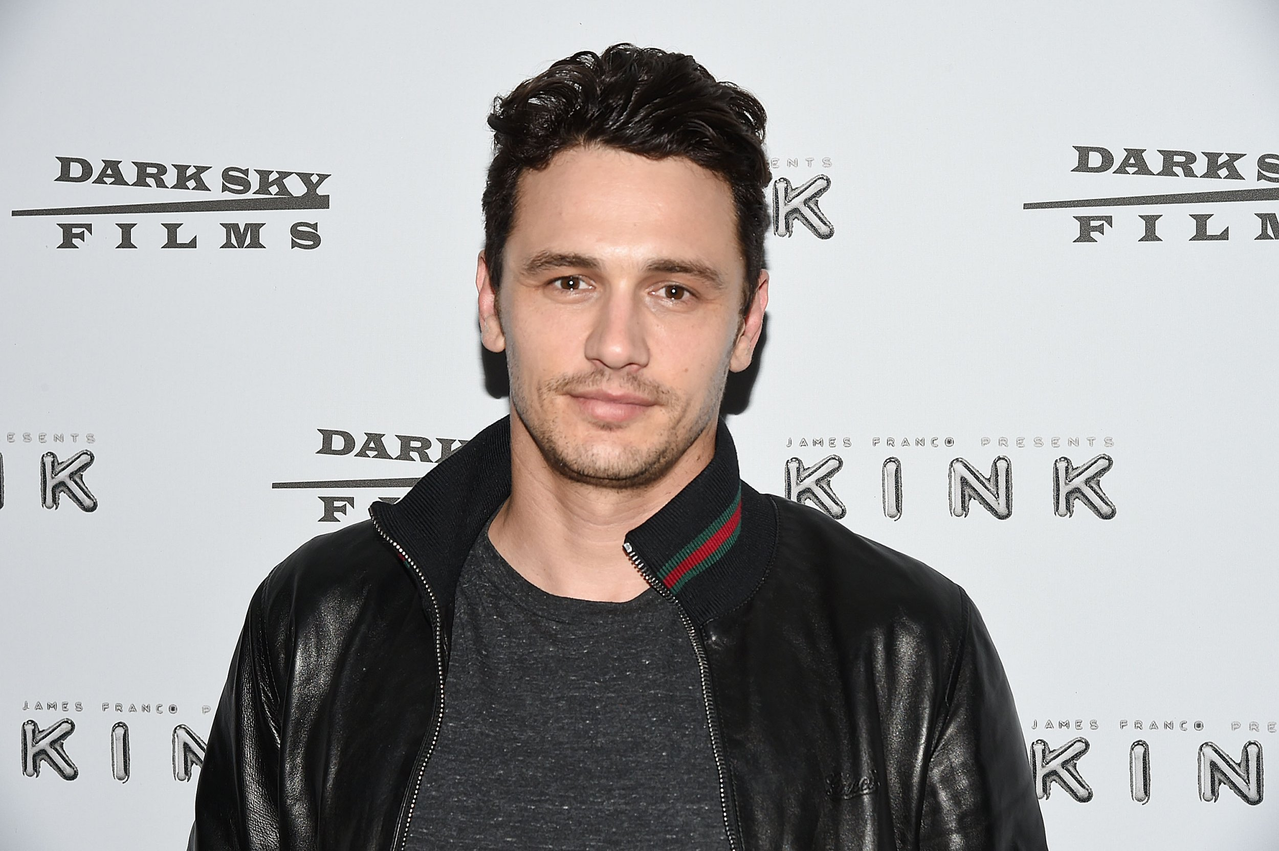 James Franco at Kink premiere