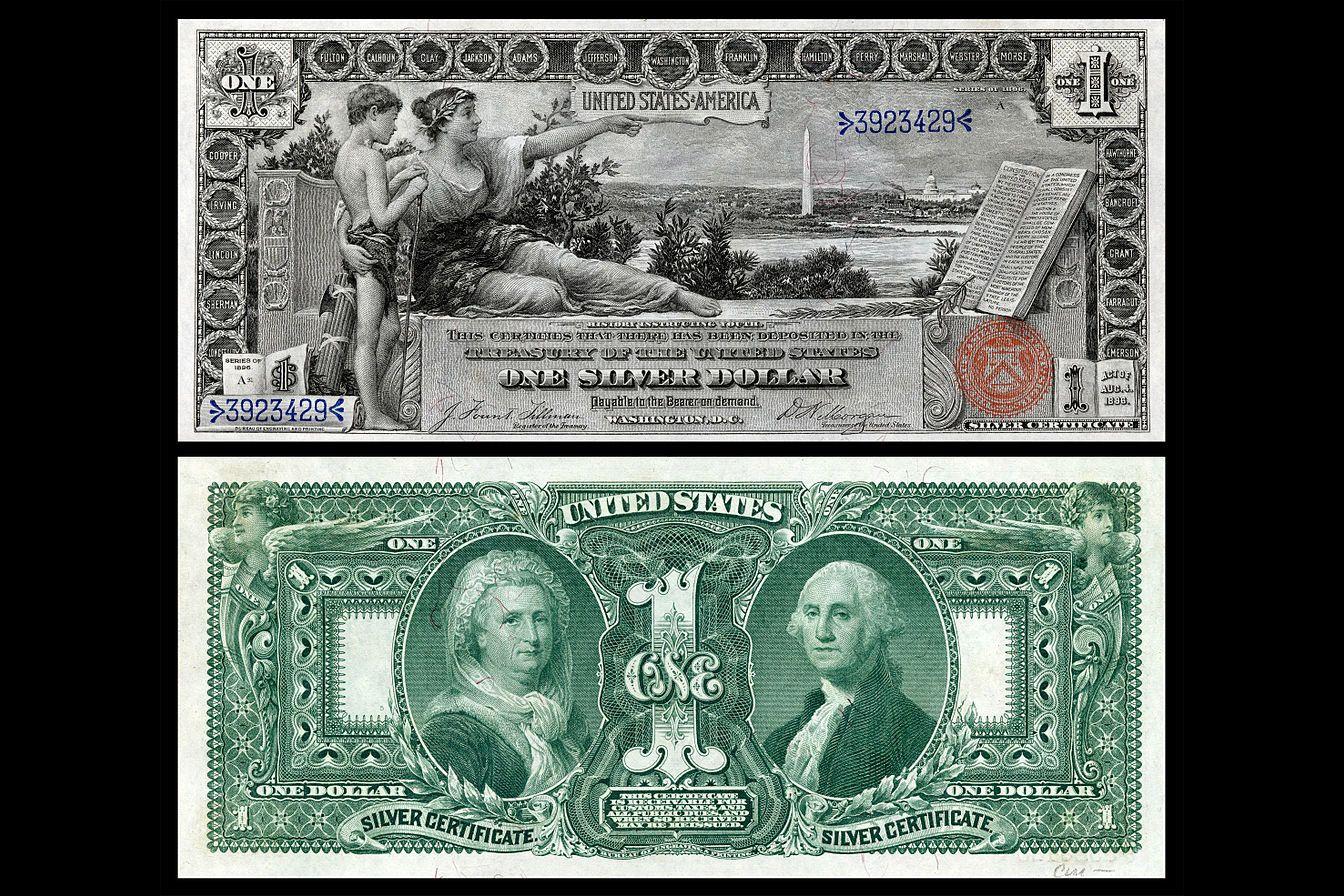 Paper for money