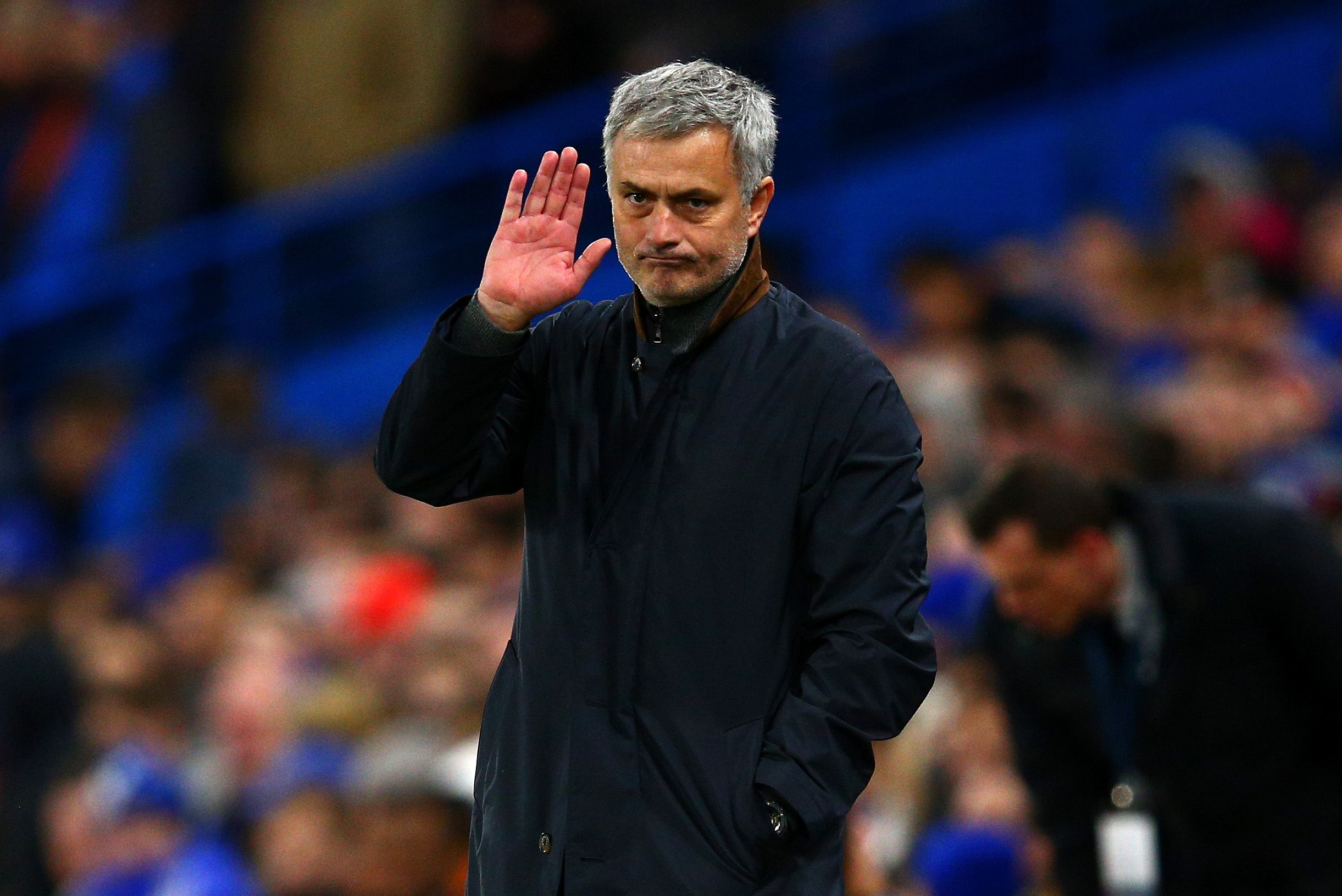 Jose Mourinho has had interest from Manchester United and Paris Saint-Germain.