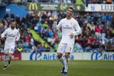 Cristiano Ronaldo may be at Real Madrid until 2021.