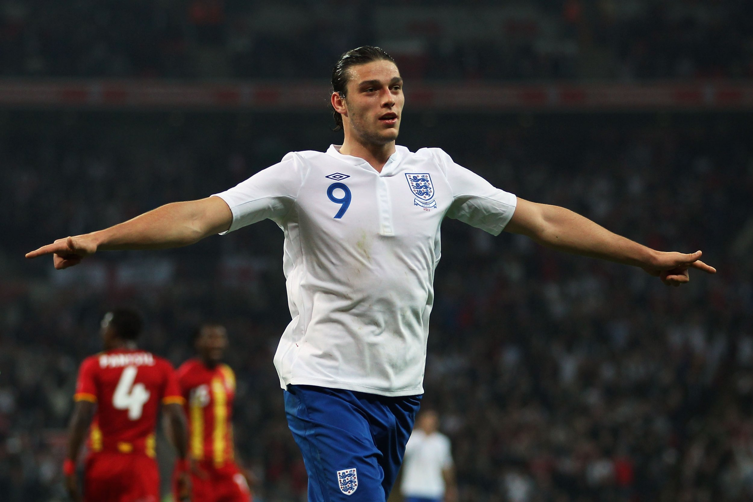 Carroll for England?
