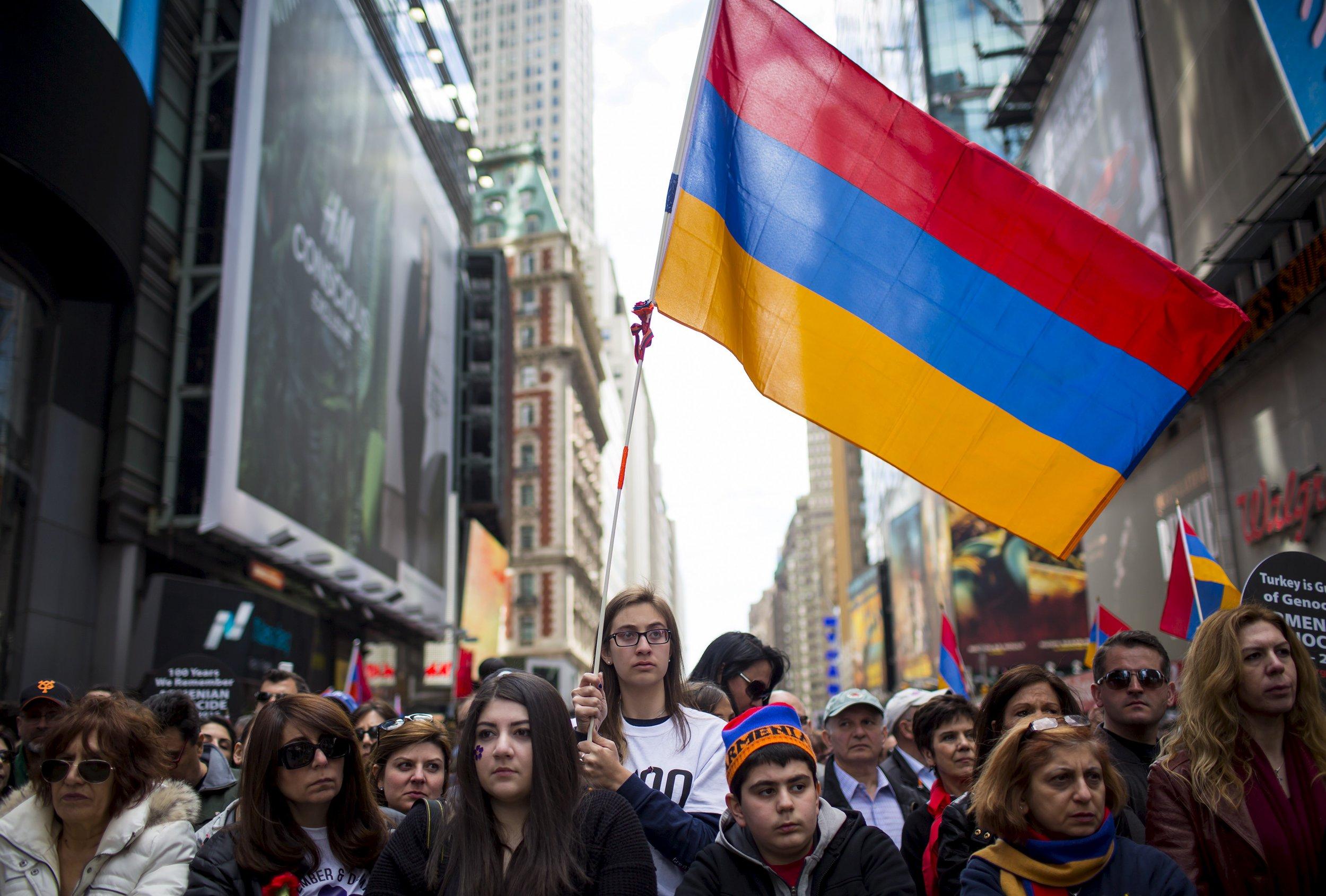 4-21-16 Armenian genocide commemoration
