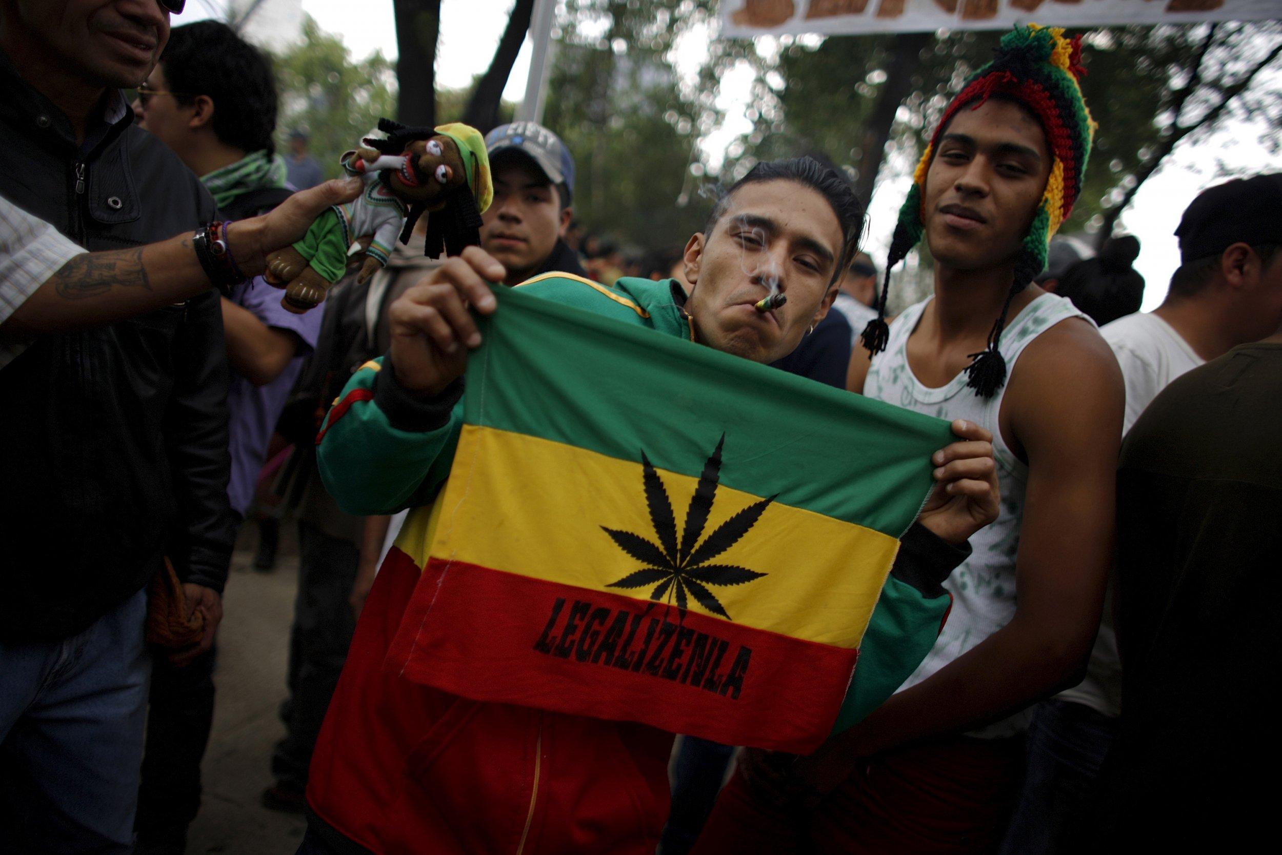 Mexico Cannabis Latin America