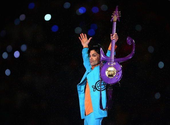 Prince Dies Age 57