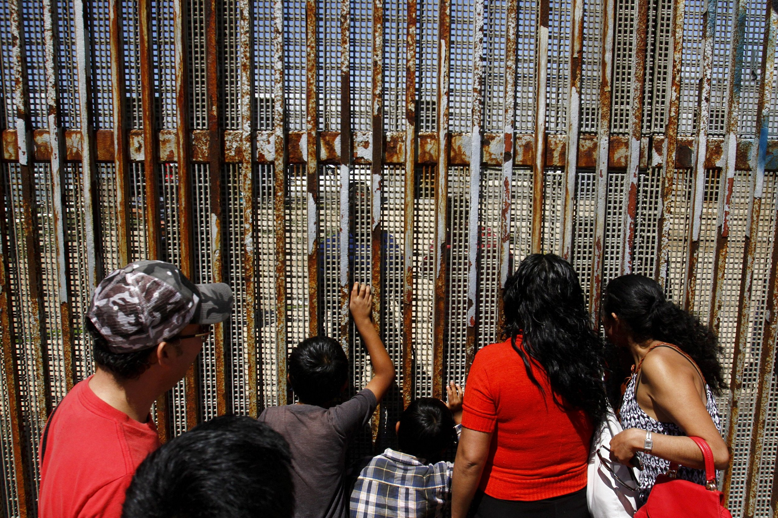 why should the u s have border Part of america's physical borders are completely open, especially from the   india is smaller than the united states and will soon have more people than  china.