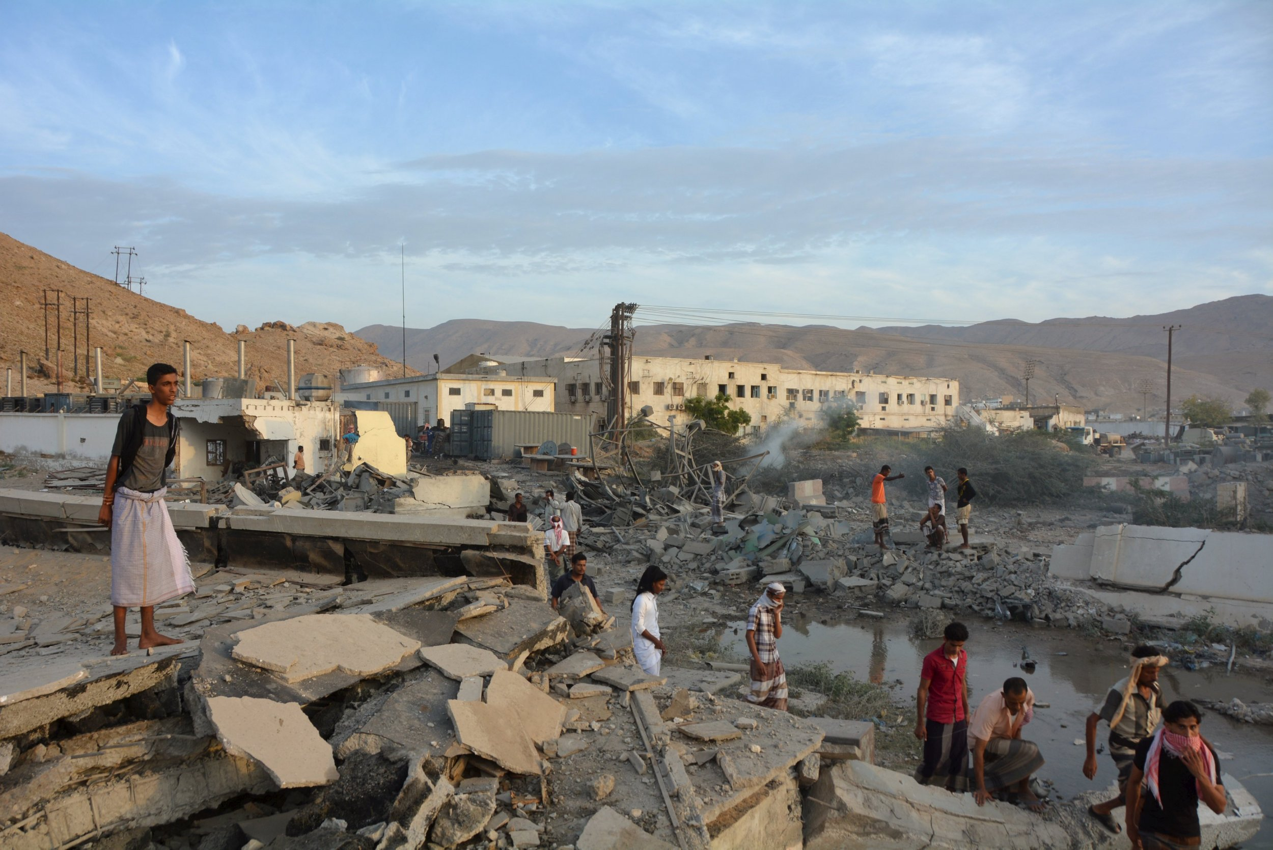 Overview: Yemen's Democracy, Military and Politics Paper
