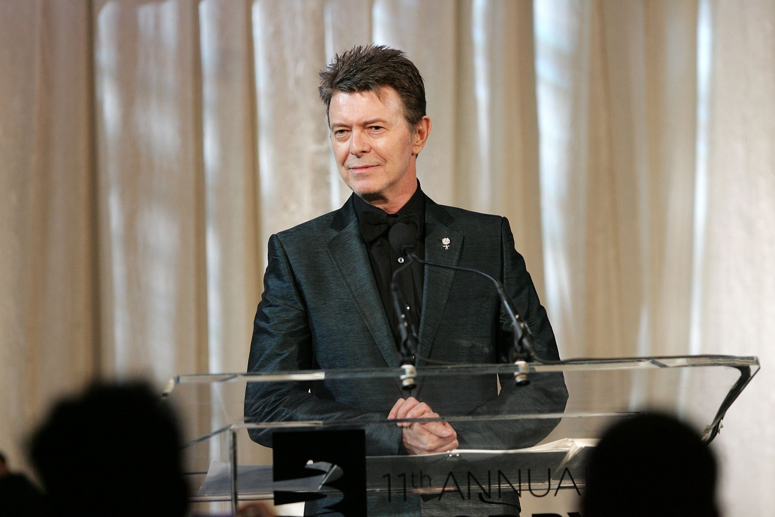 David Bowie in 2007