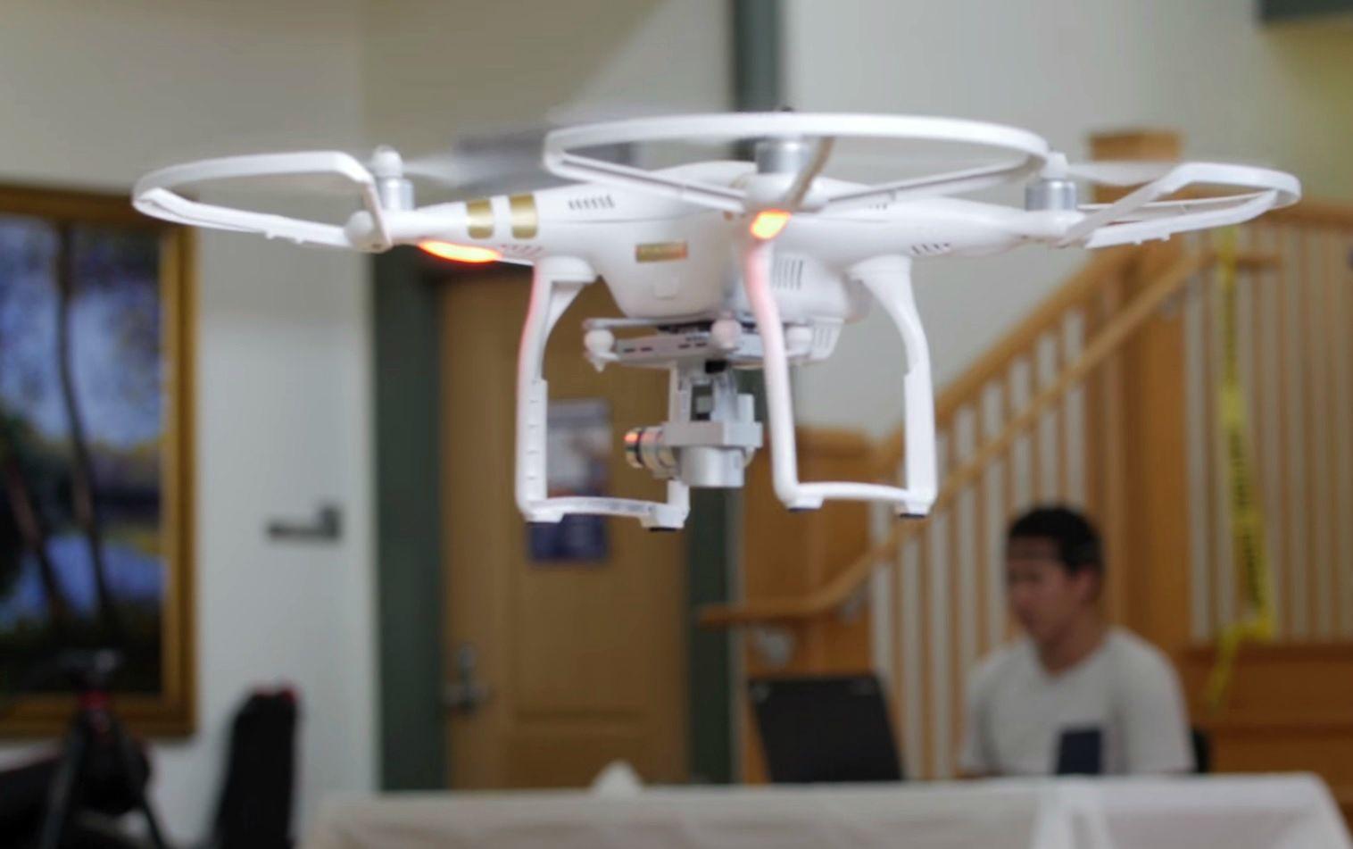 Drone race mind control brain