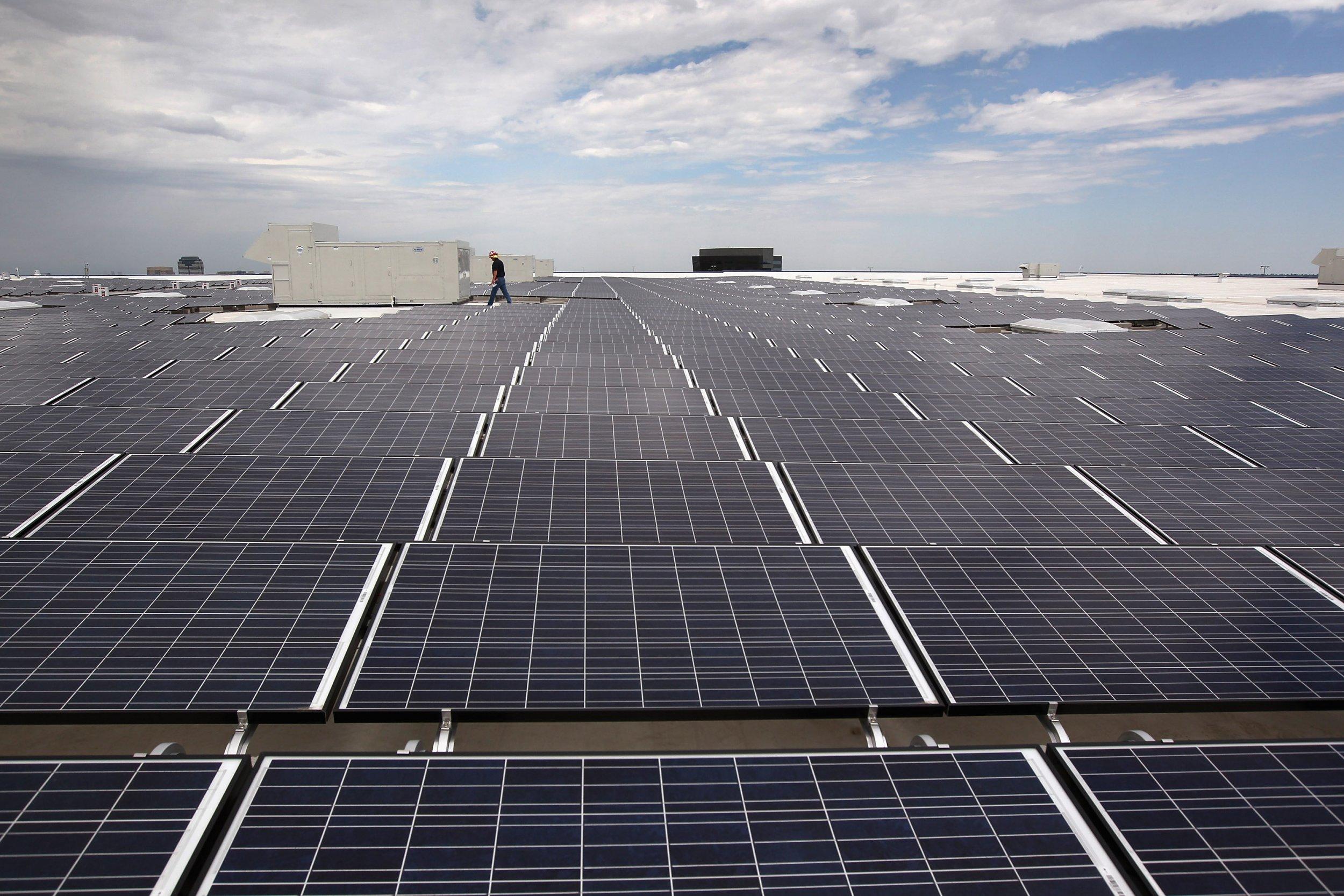 Ikea Solar Panels