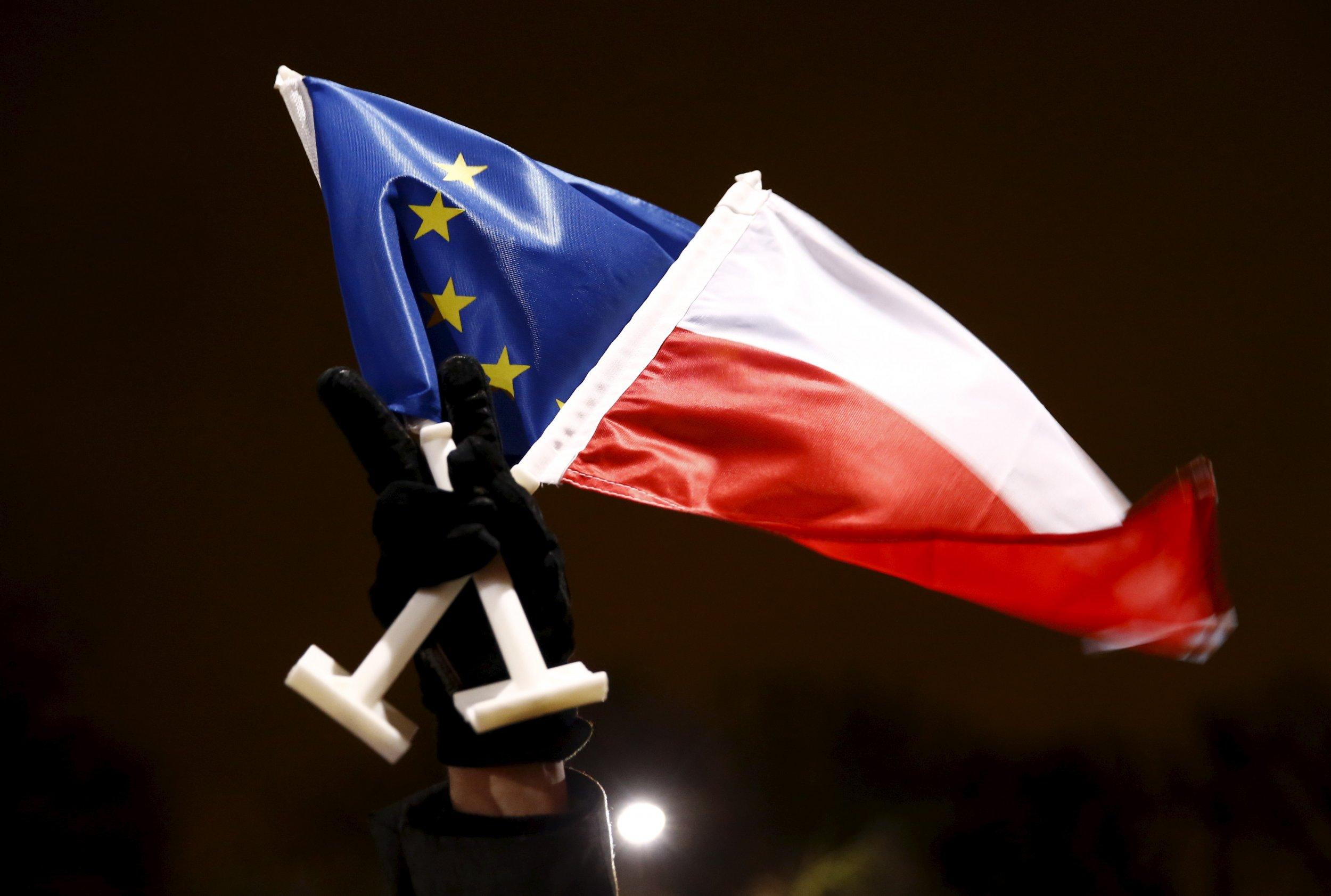 Polish Protestors