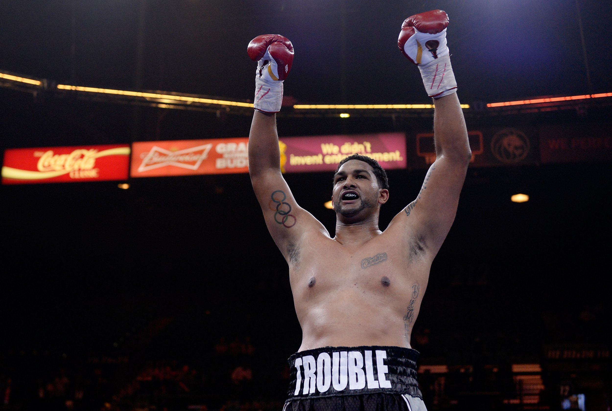 Anthony Joshua Challenger Who Is Dominic Breazeale