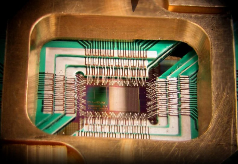 quantum computer d-wave european commision research