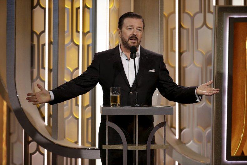 4-25-16 Ricky Gervais