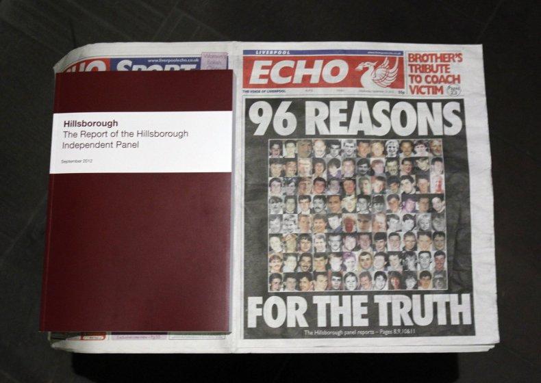 Hillsborough papers