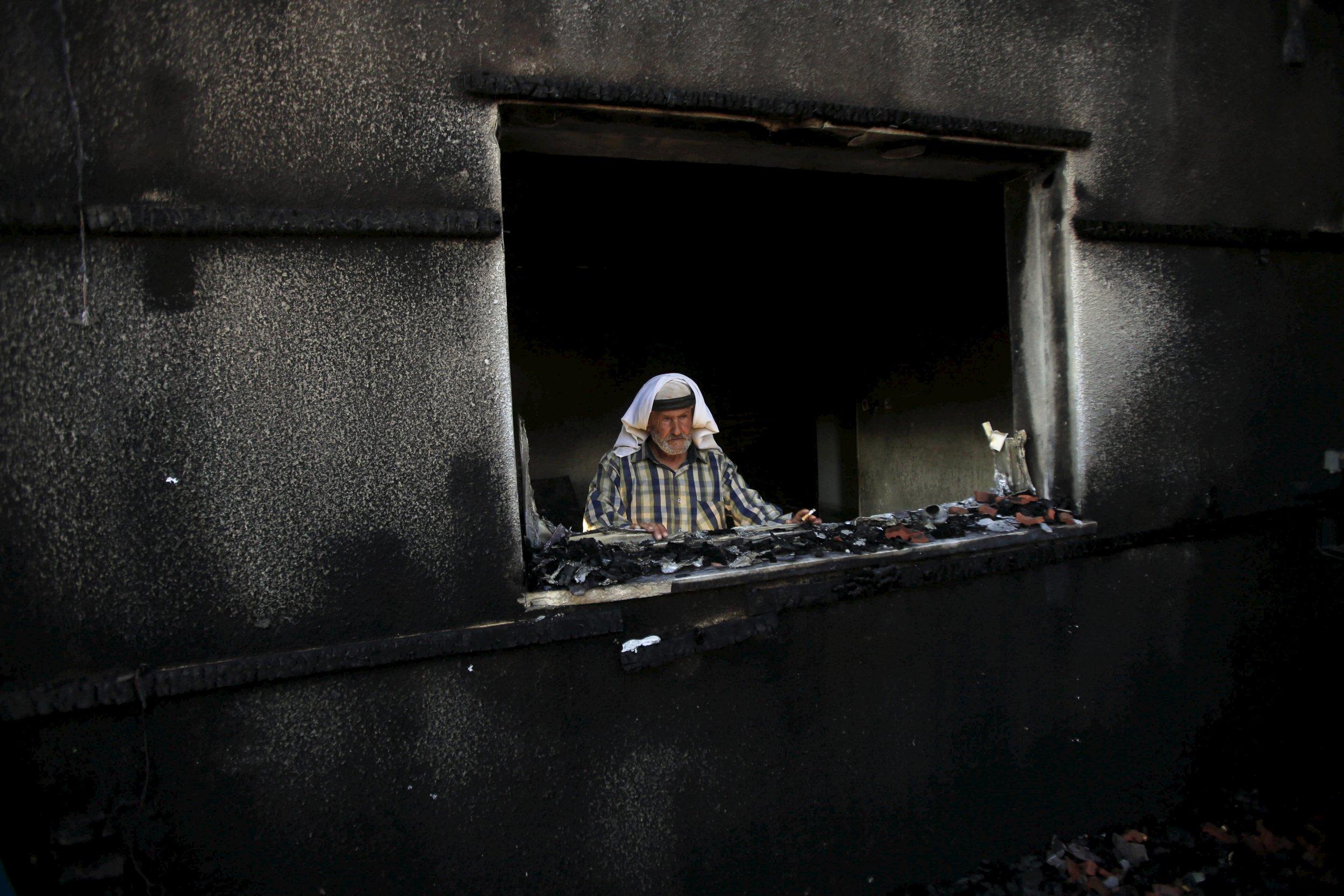 Duma Israel Middle East Terror West Bank