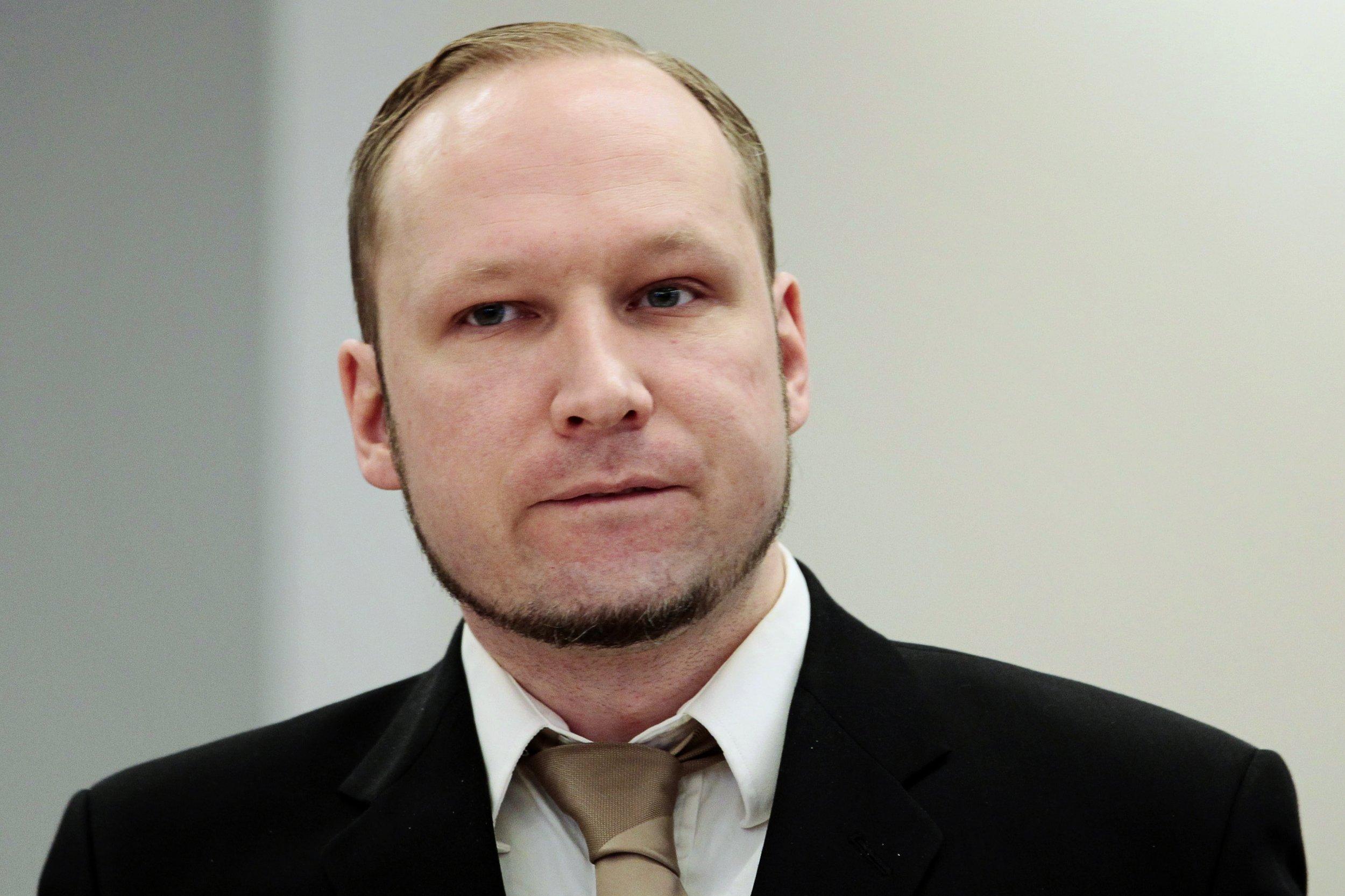 Breivik Photo: Norway To Appeal Anders Breivik Human Rights Verdict