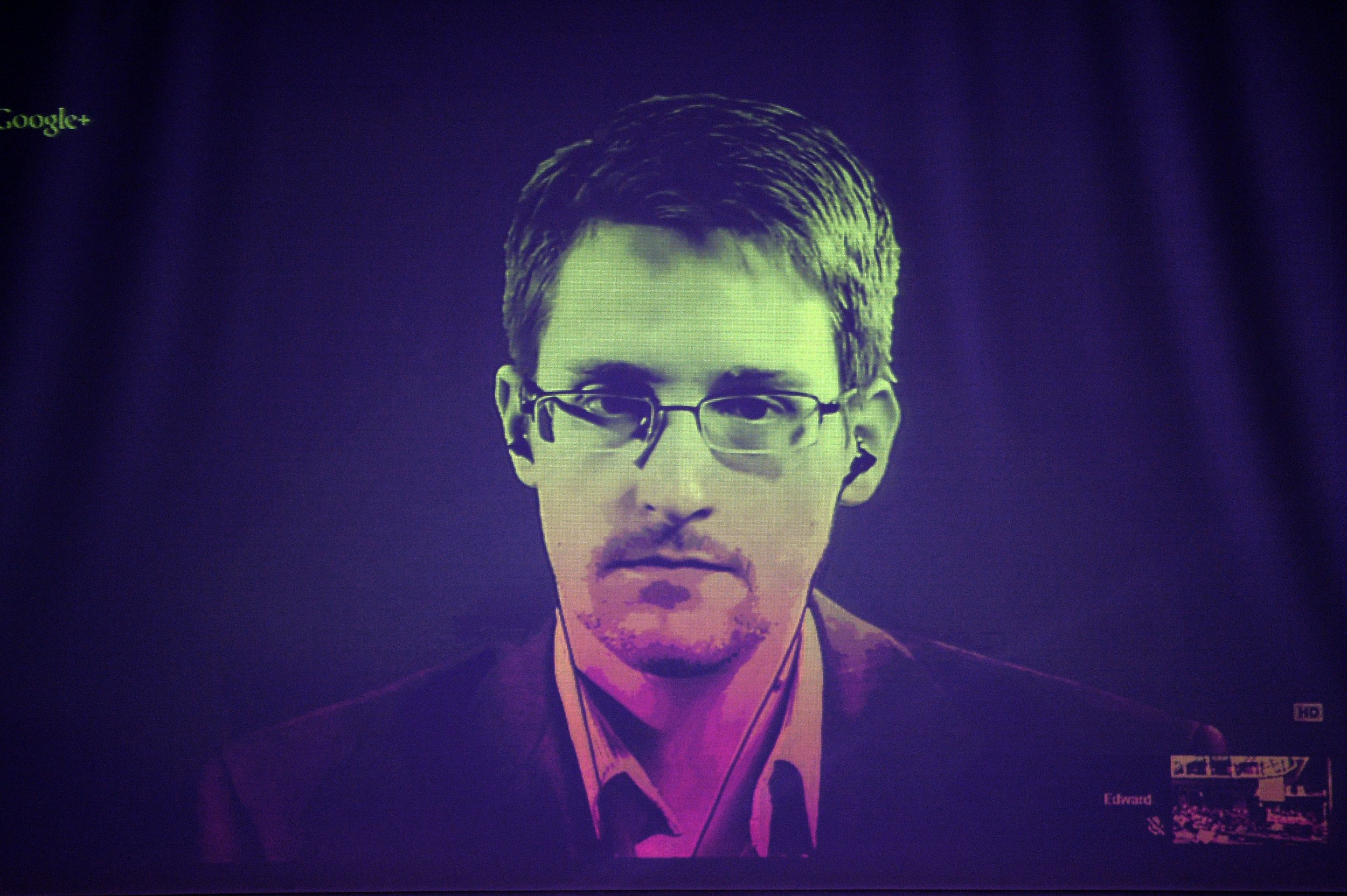 edward snowden encryption james clapper