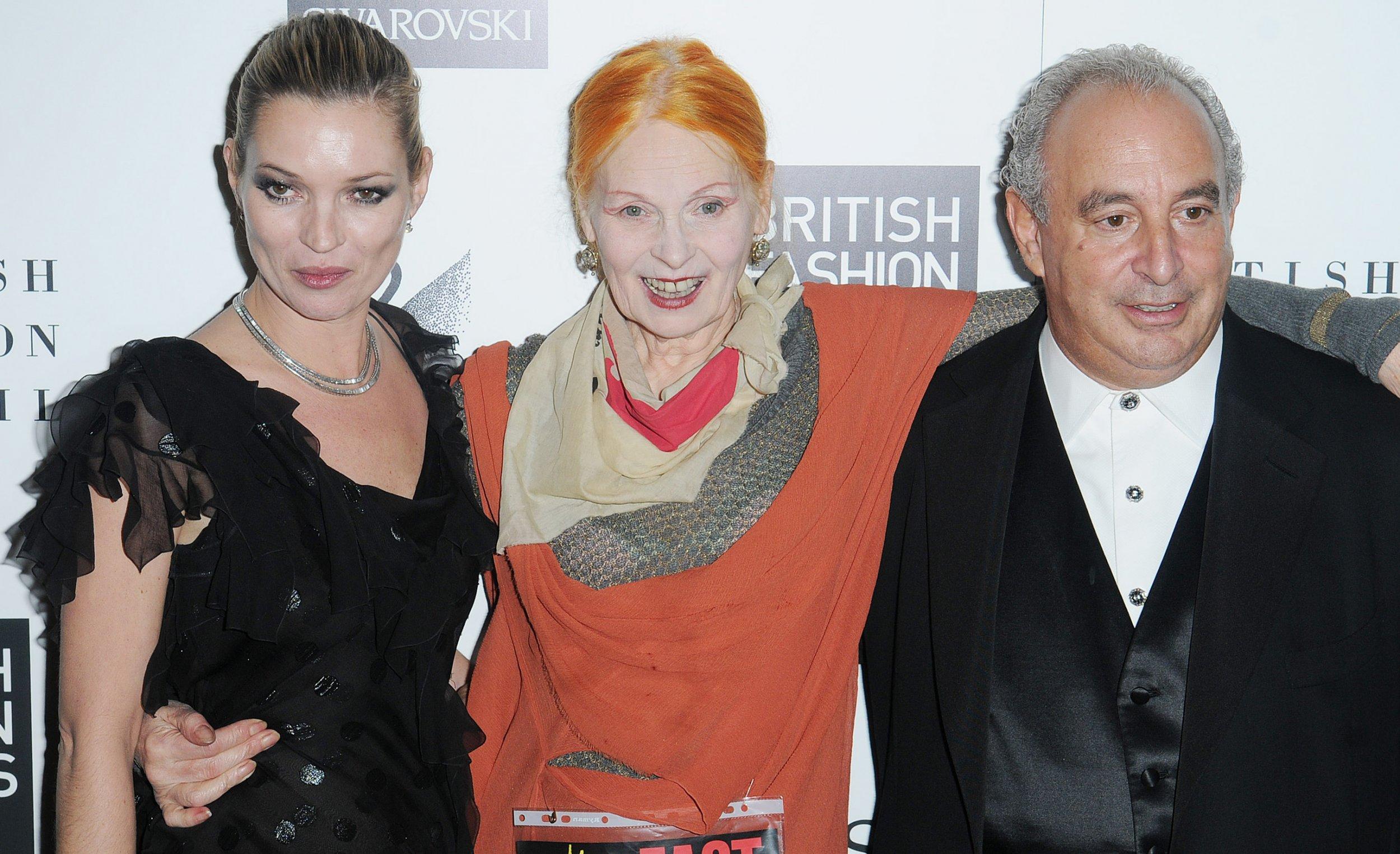Kate Moss Philip Green