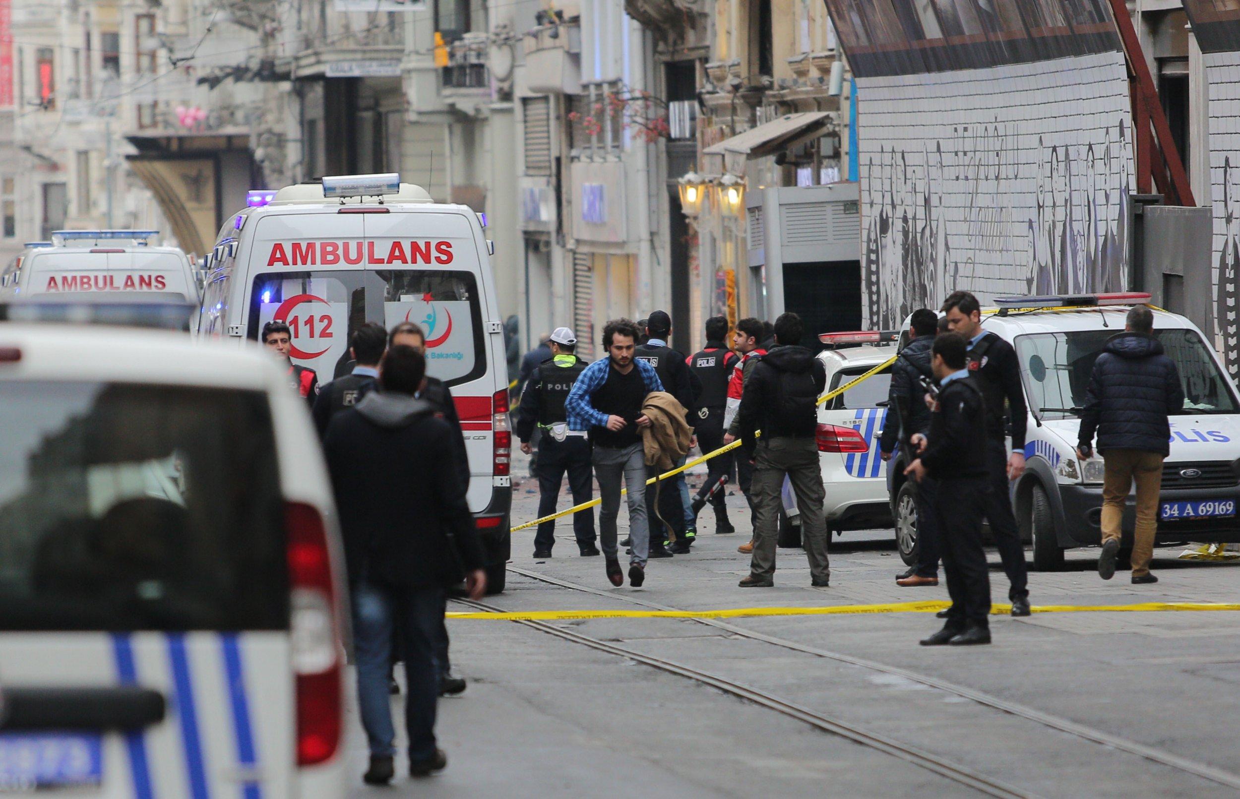Turkey Ambulance