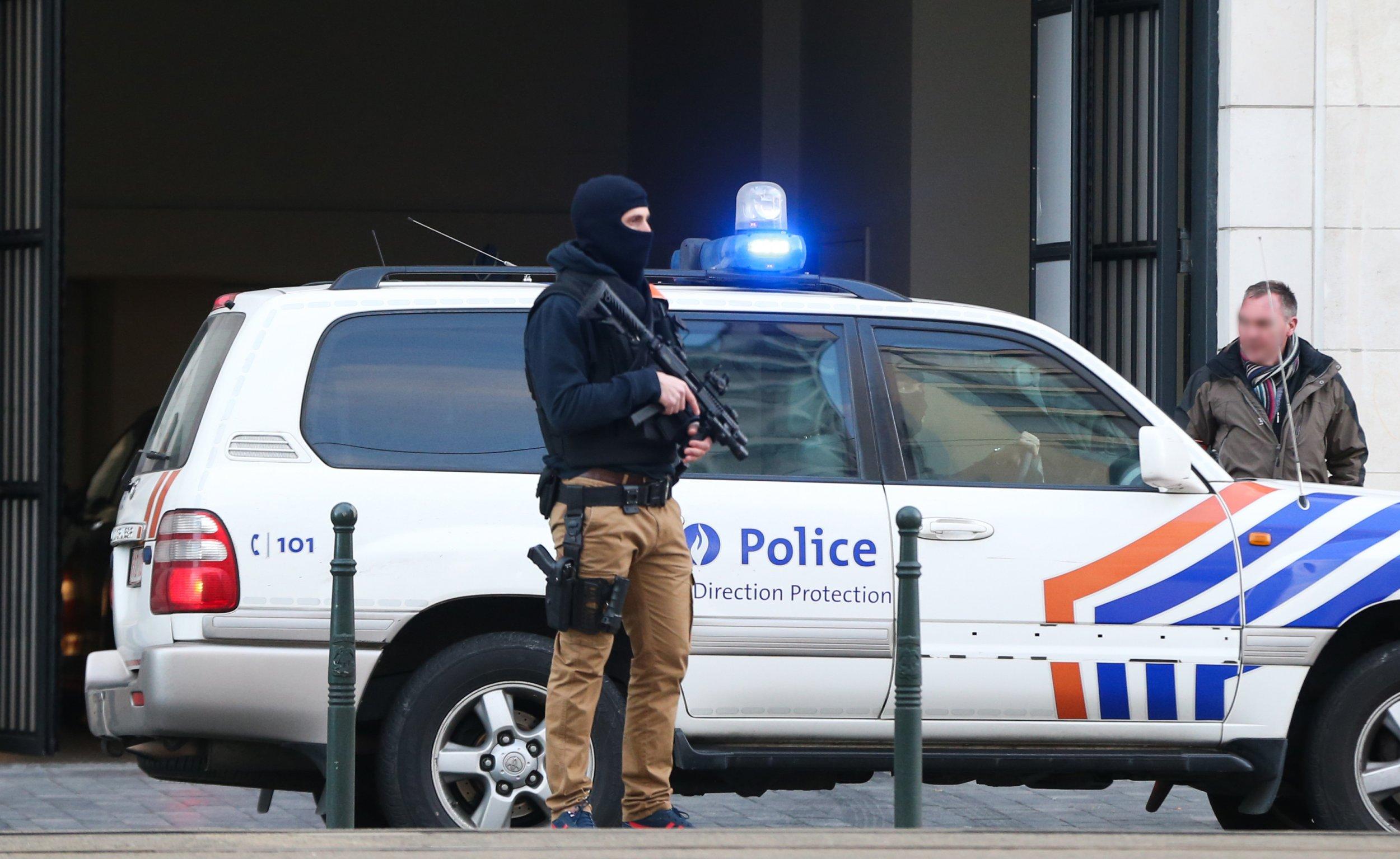 Abdeslam Paris Attacks Brussels Belgium