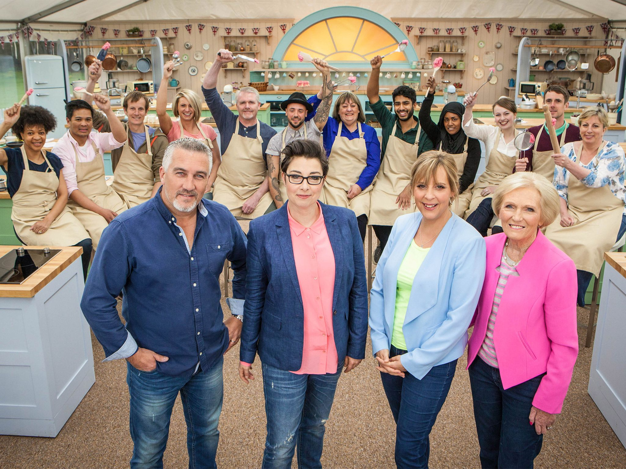 Great British Bake Off 2015