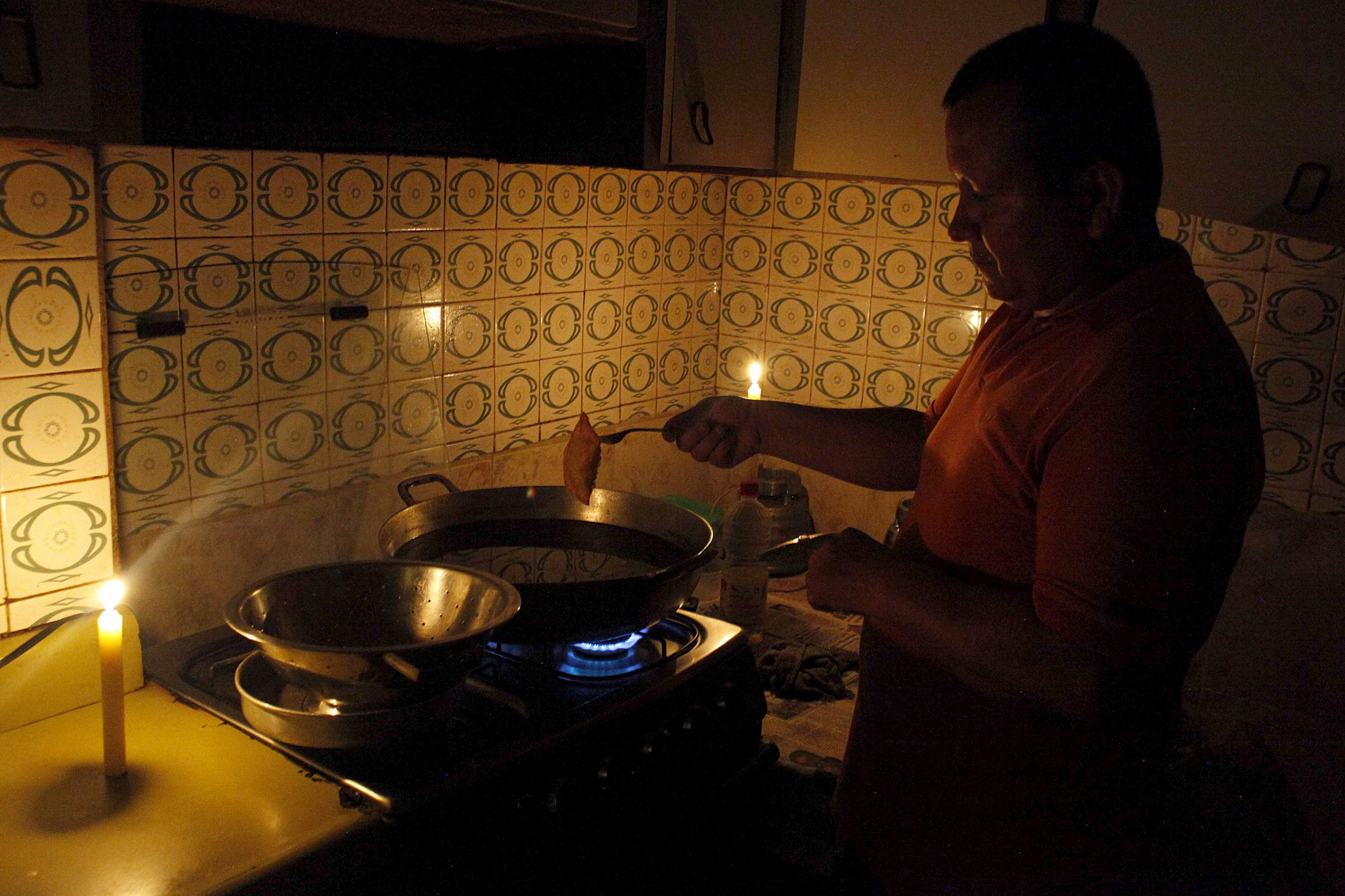 Energy Crisis Venezuela