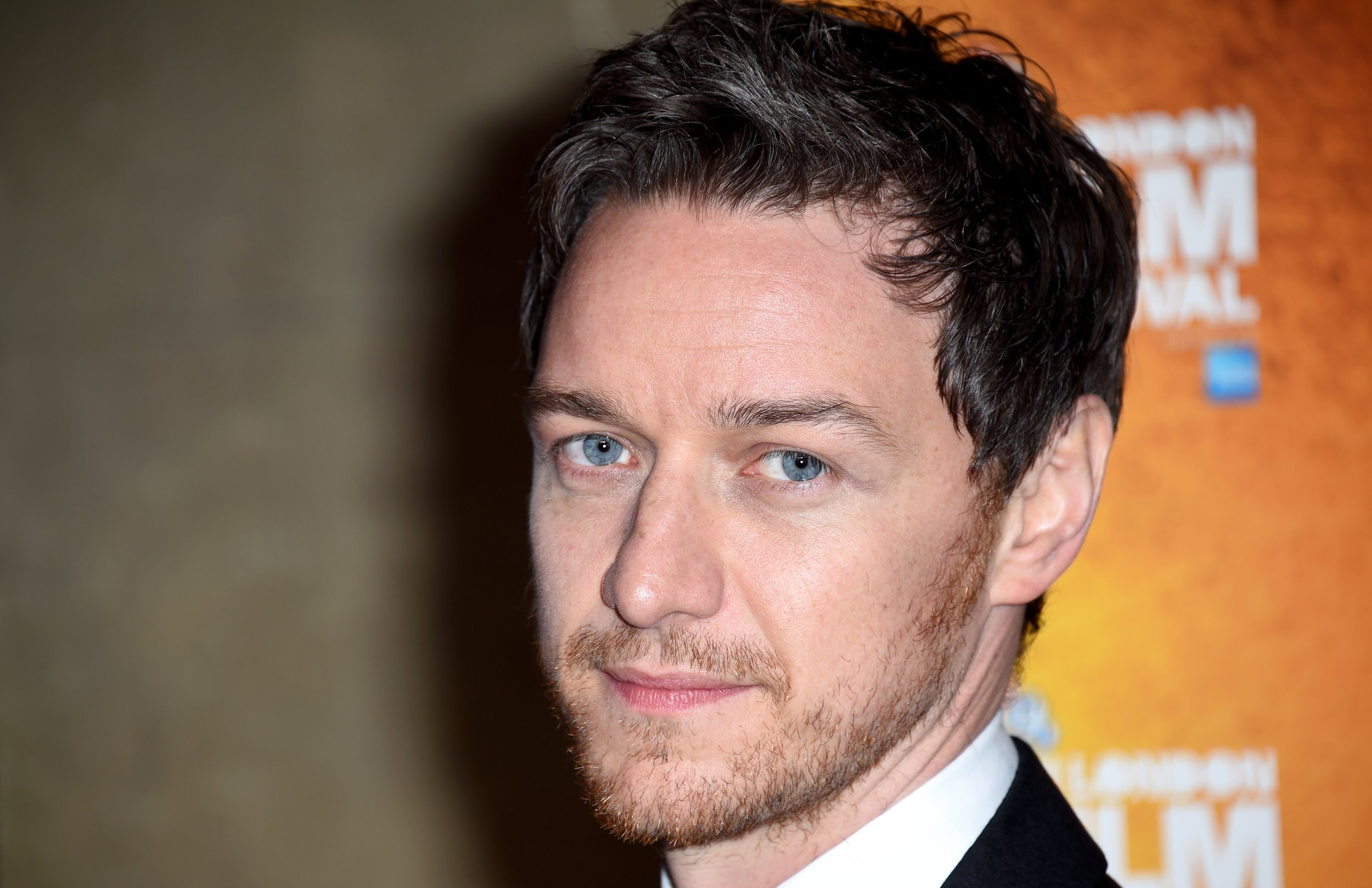 James McAvoy at LFF