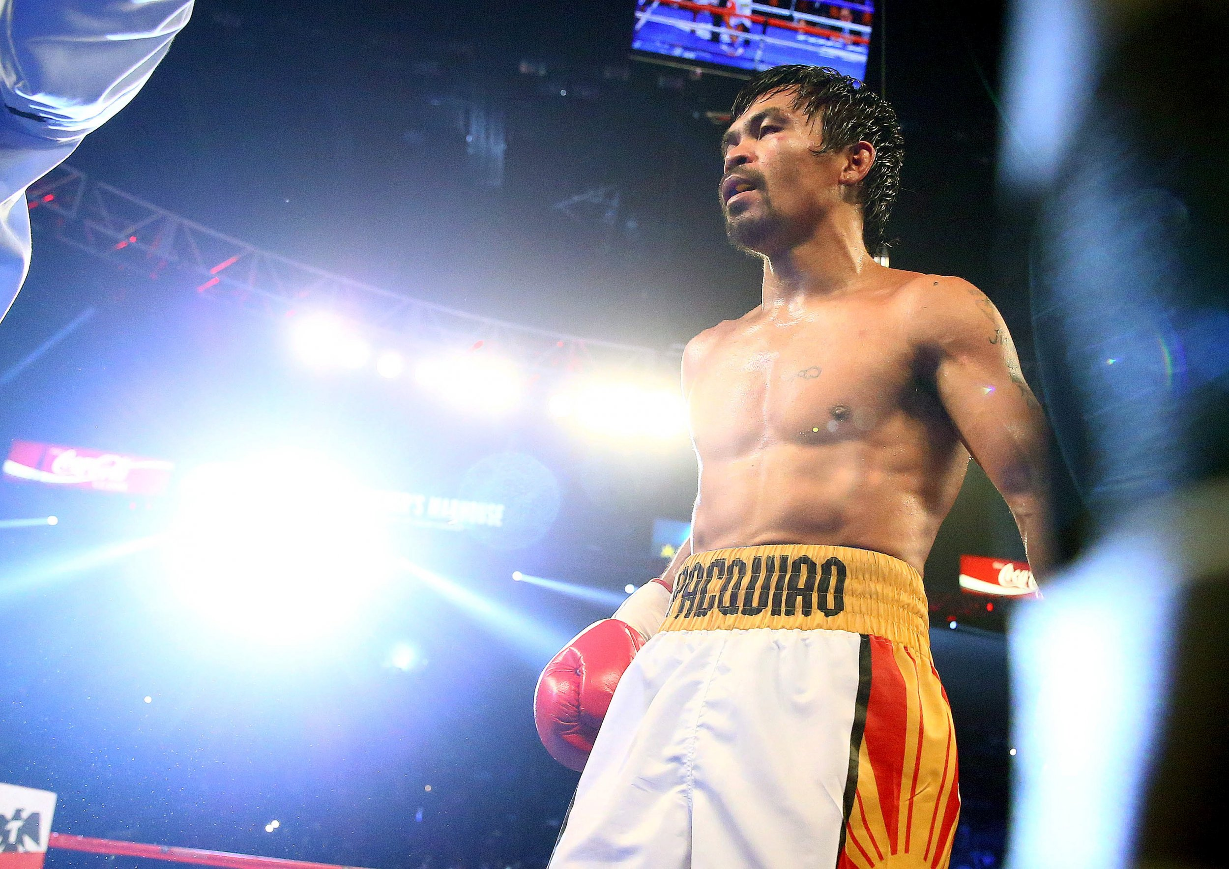 Pacquiao Boxer ISIS Abu Sayyaf Philippines