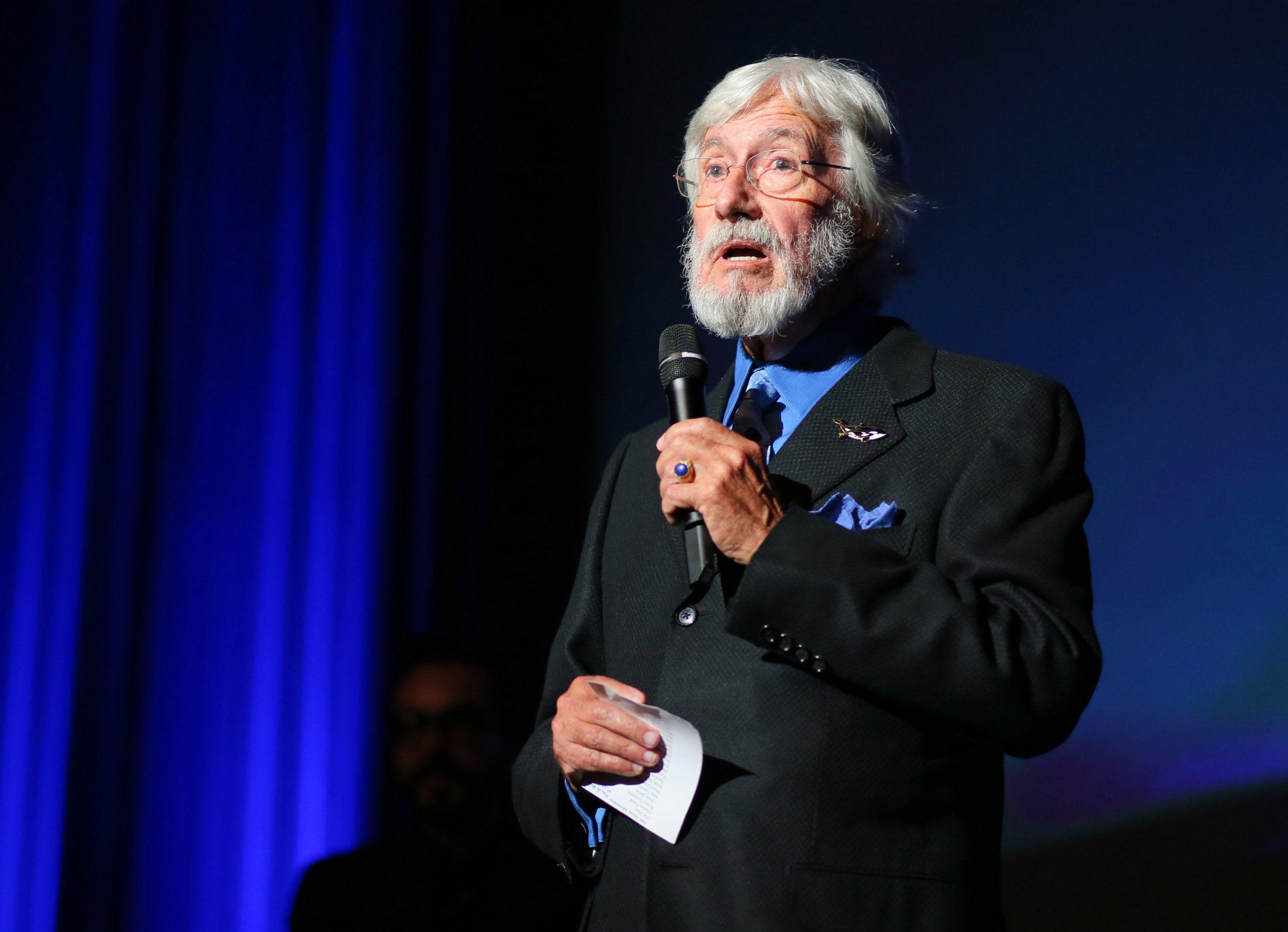 Jean-Michel Cousteau on releasing orcas