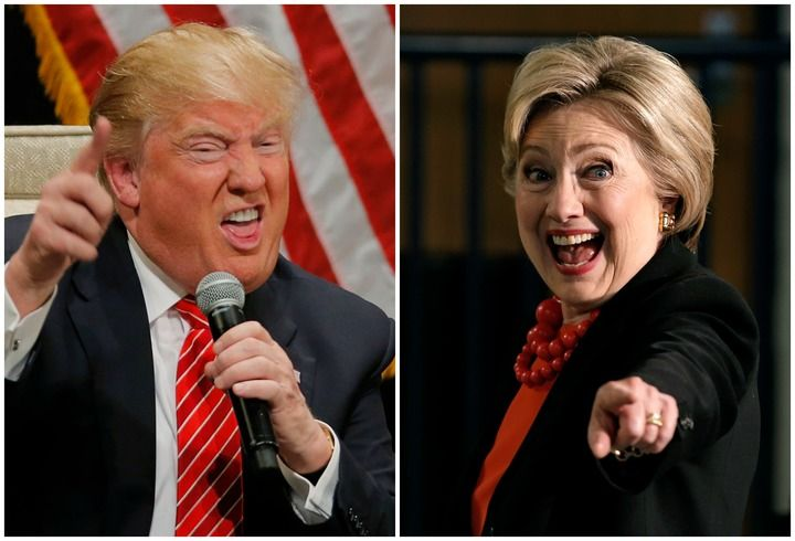 donald trump doubles down on woman attack on hillary clinton