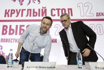 Navalny Kasyanov