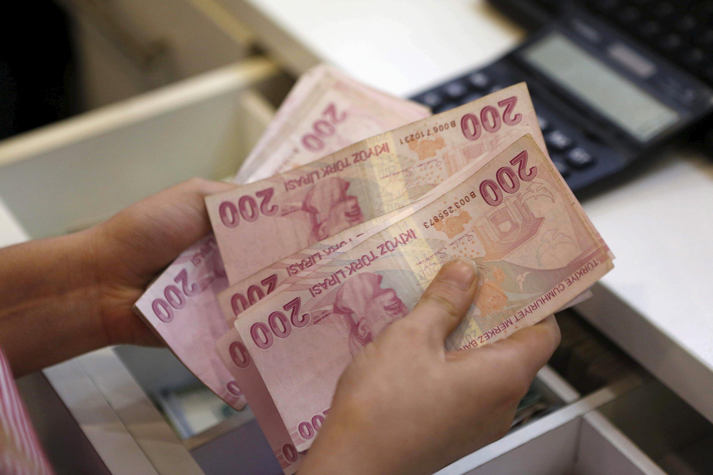 Turkish bank notes