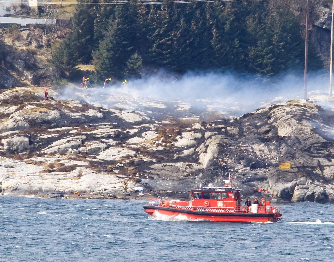 Helicopter Crash Norway