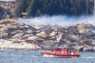 Helicopter Crash Norway